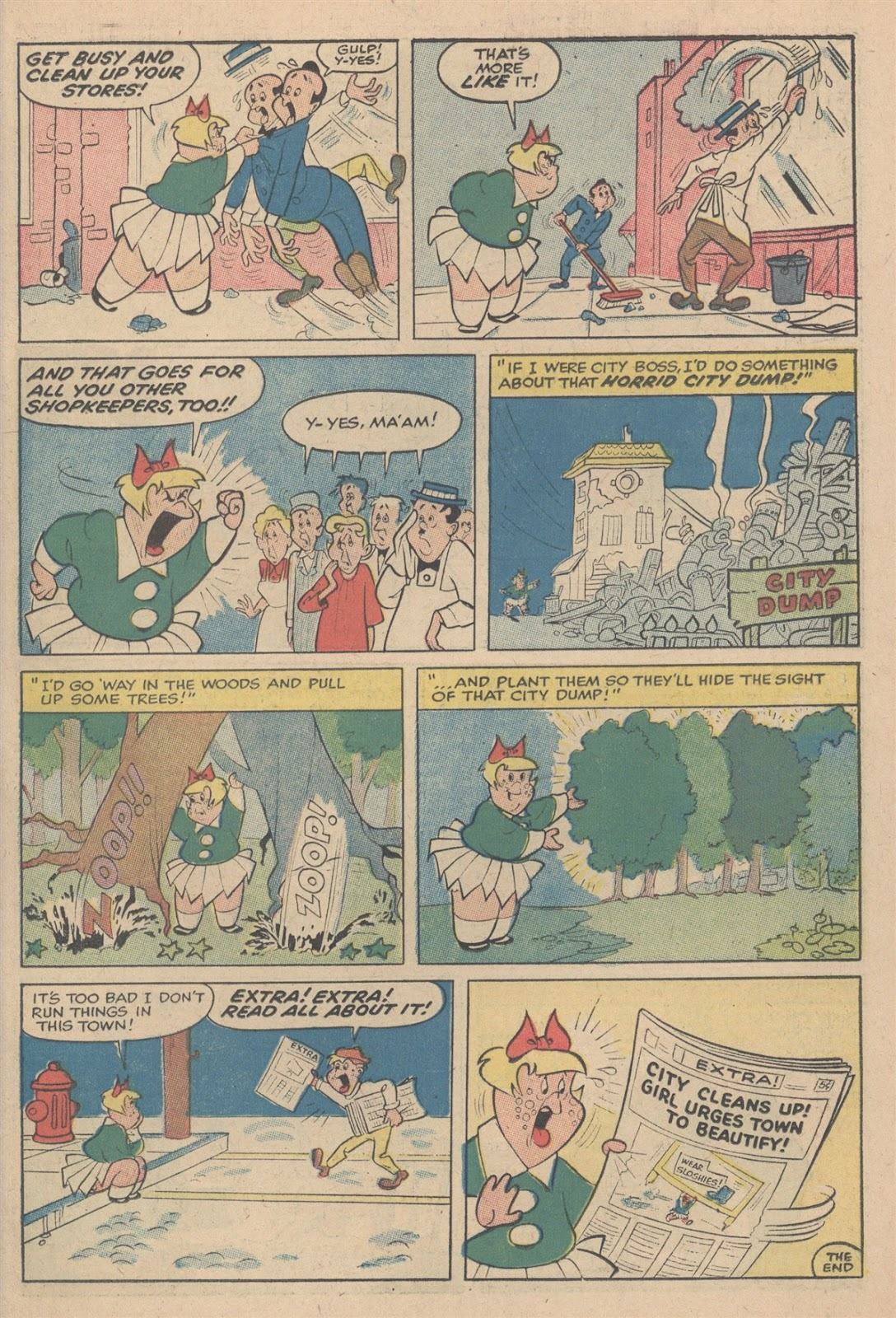 Little Dot (1953) issue 53 - Page 27