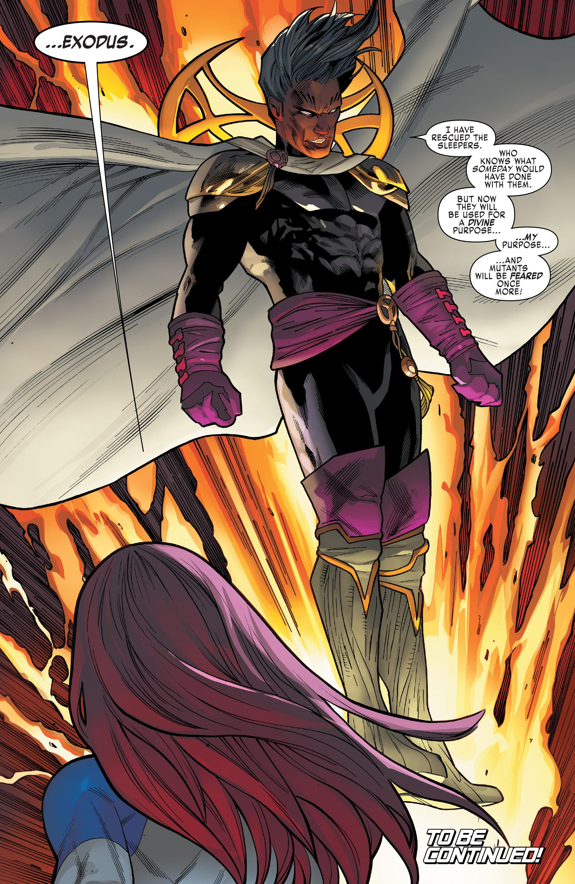 Read online Uncanny X-Men (2016) comic -  Issue #13 - 22