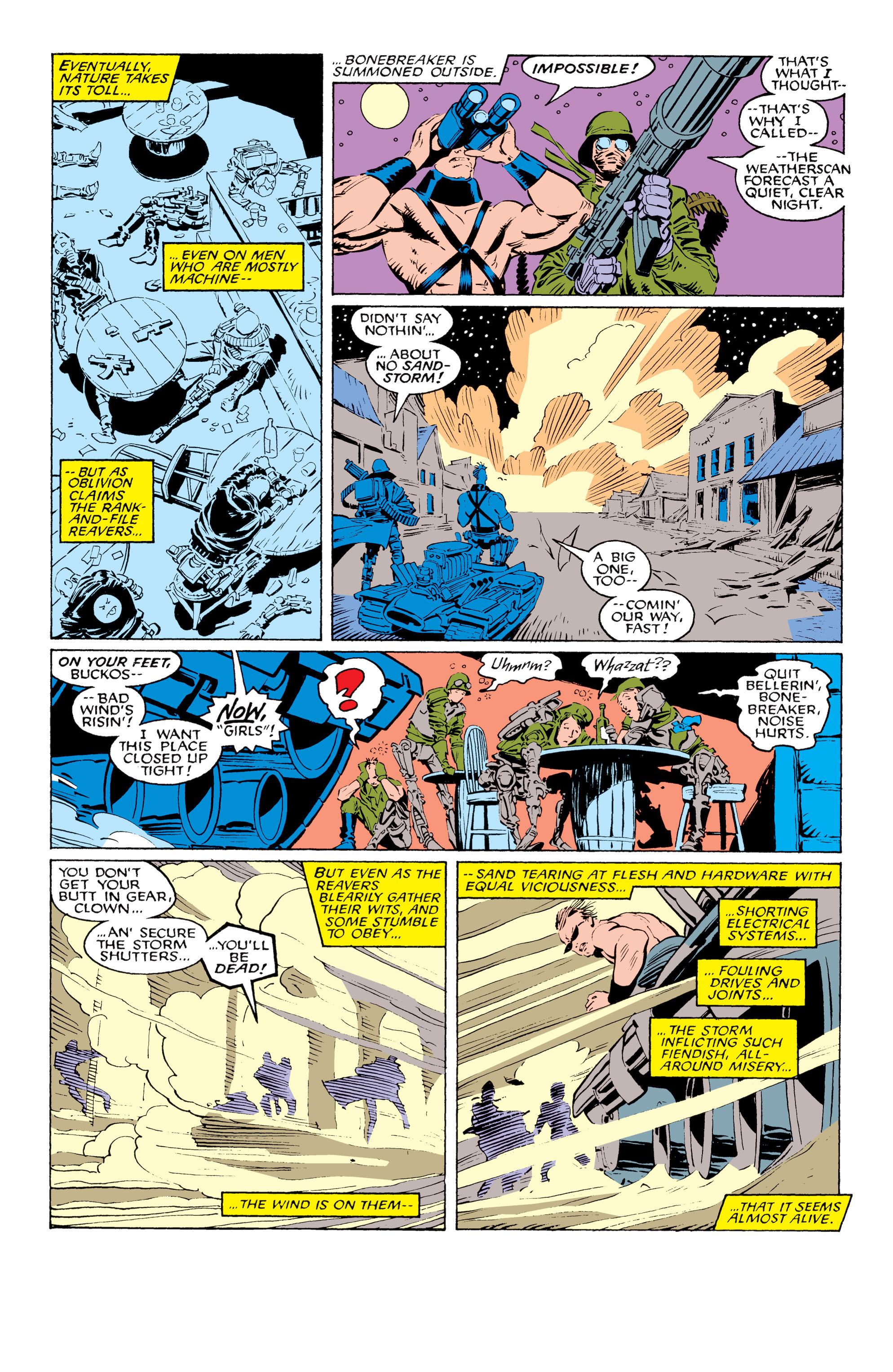 Read online Uncanny X-Men (1963) comic -  Issue #229 - 10