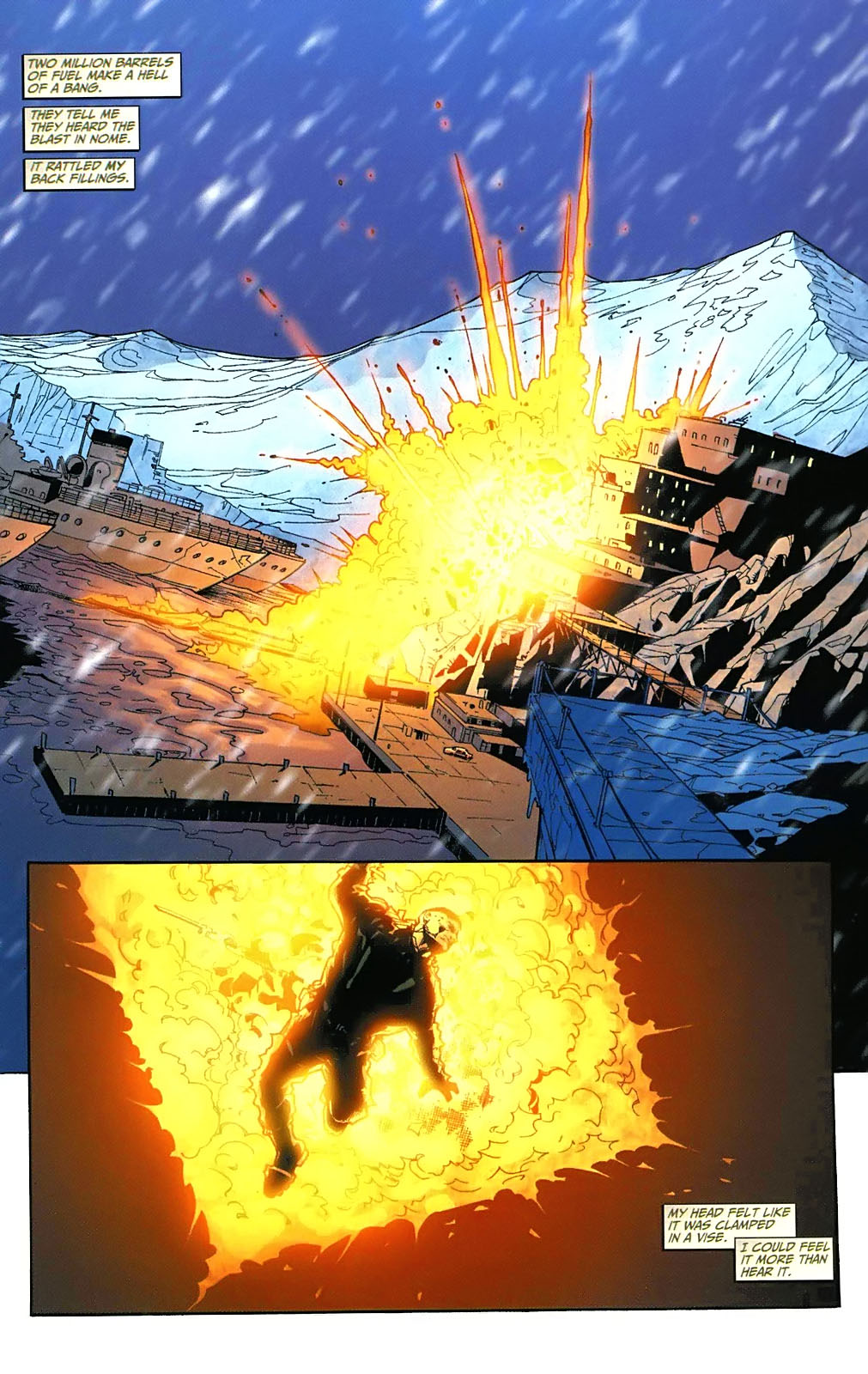 Read online Team Zero comic -  Issue #1 - 10