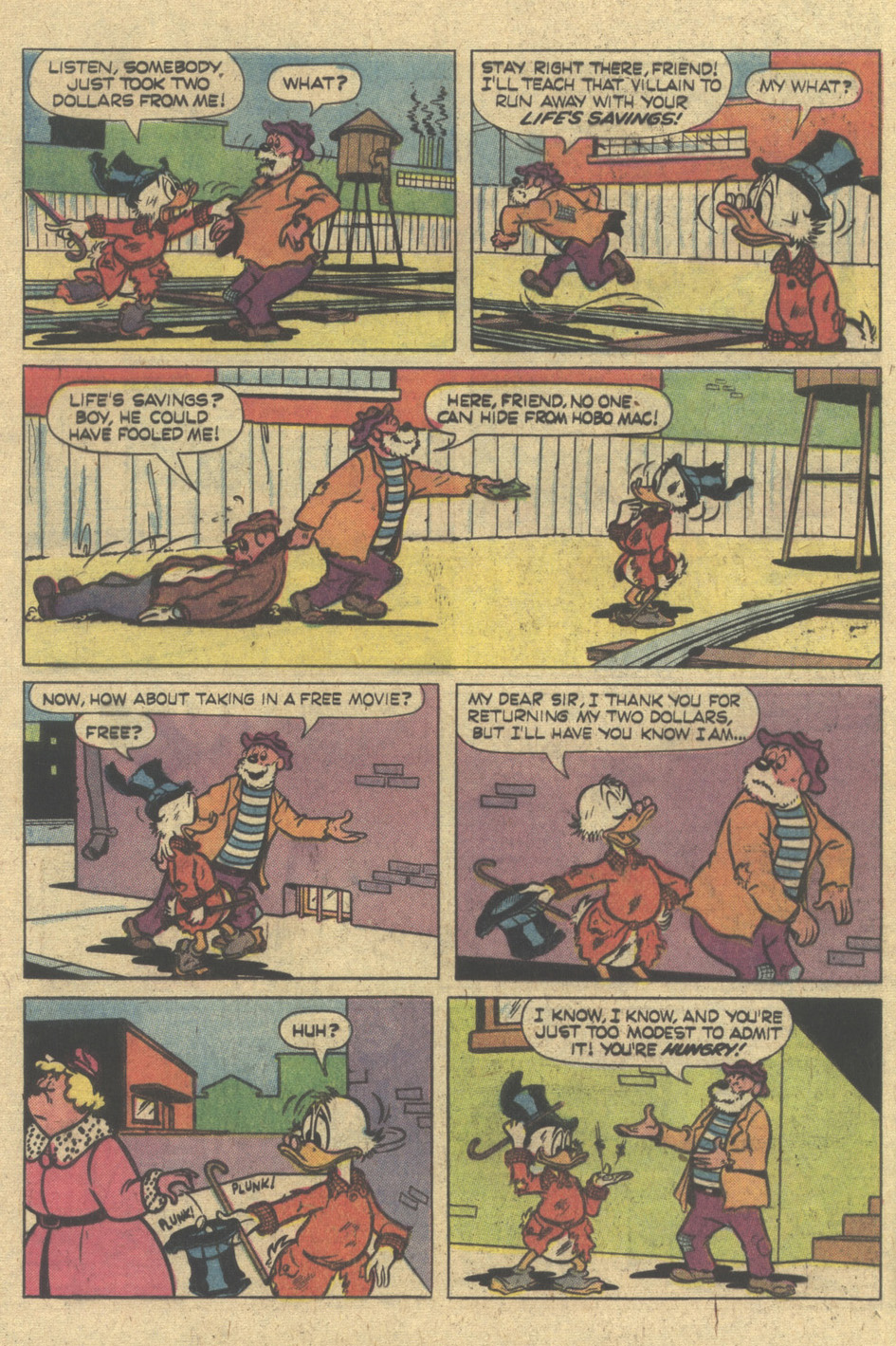 Read online Uncle Scrooge (1953) comic -  Issue #152 - 32