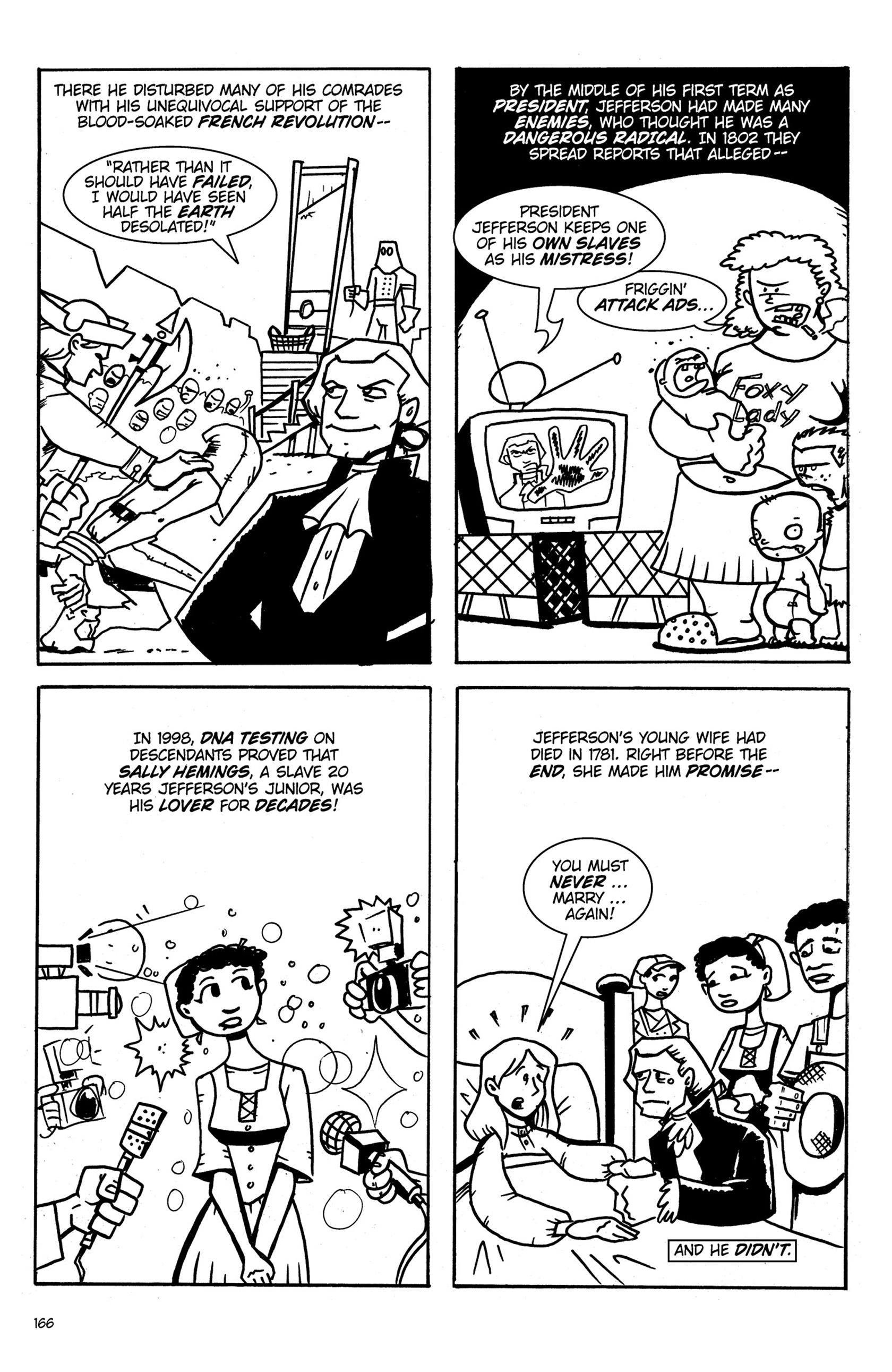 Read online Action Philosophers! comic -  Issue #Action Philosophers! TPB (Part 1) - 164