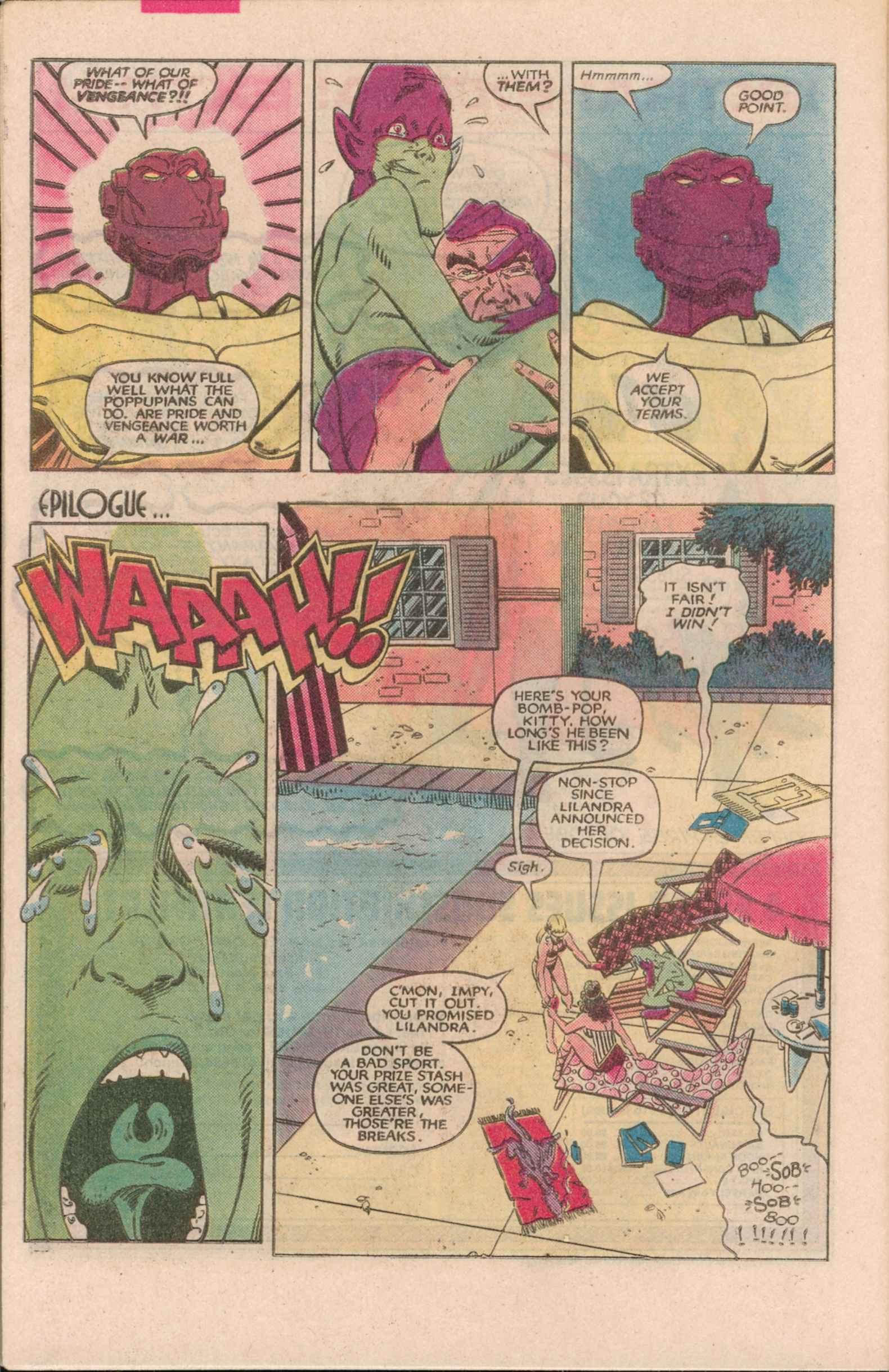 Read online Uncanny X-Men (1963) comic -  Issue # _Annual 7 - 39