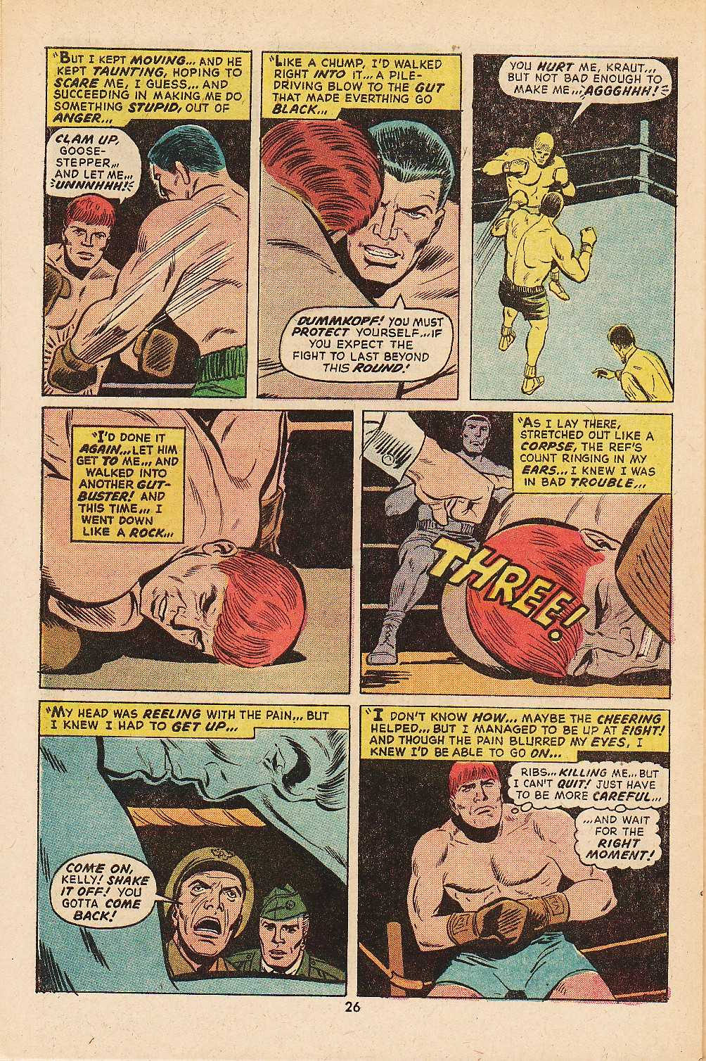 Combat Kelly (1972) issue 3 - Page 28