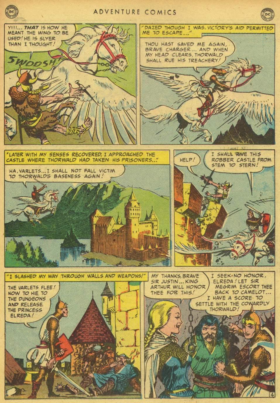 Read online Adventure Comics (1938) comic -  Issue #150 - 33