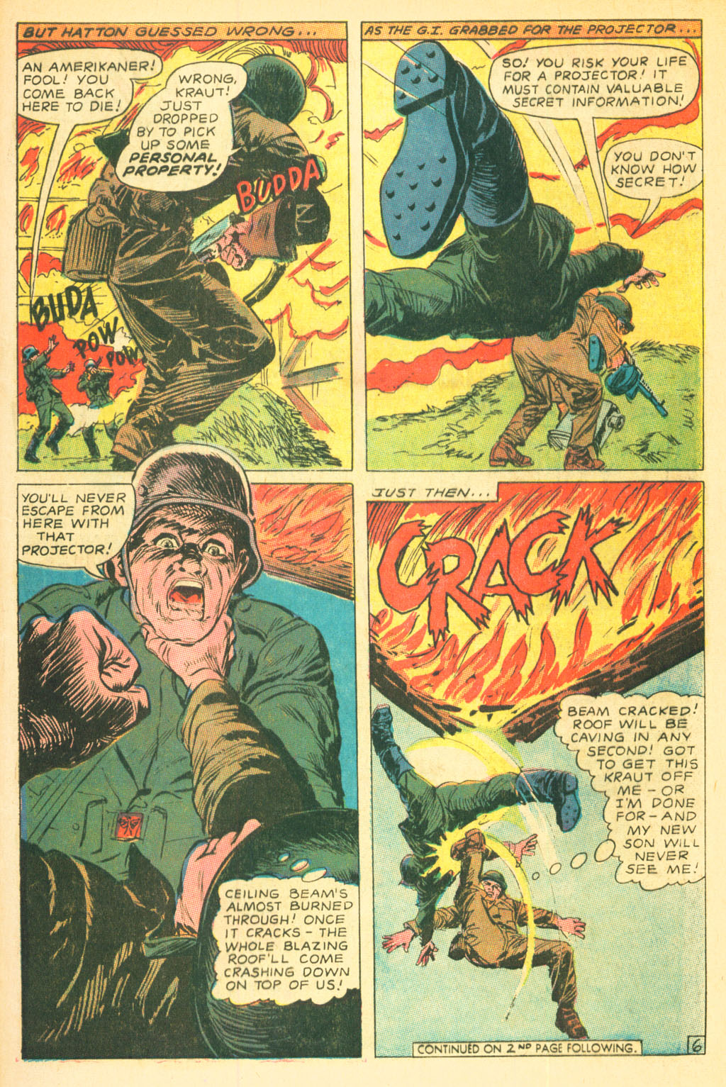 Our Fighting Forces (1954) issue 111 - Page 29