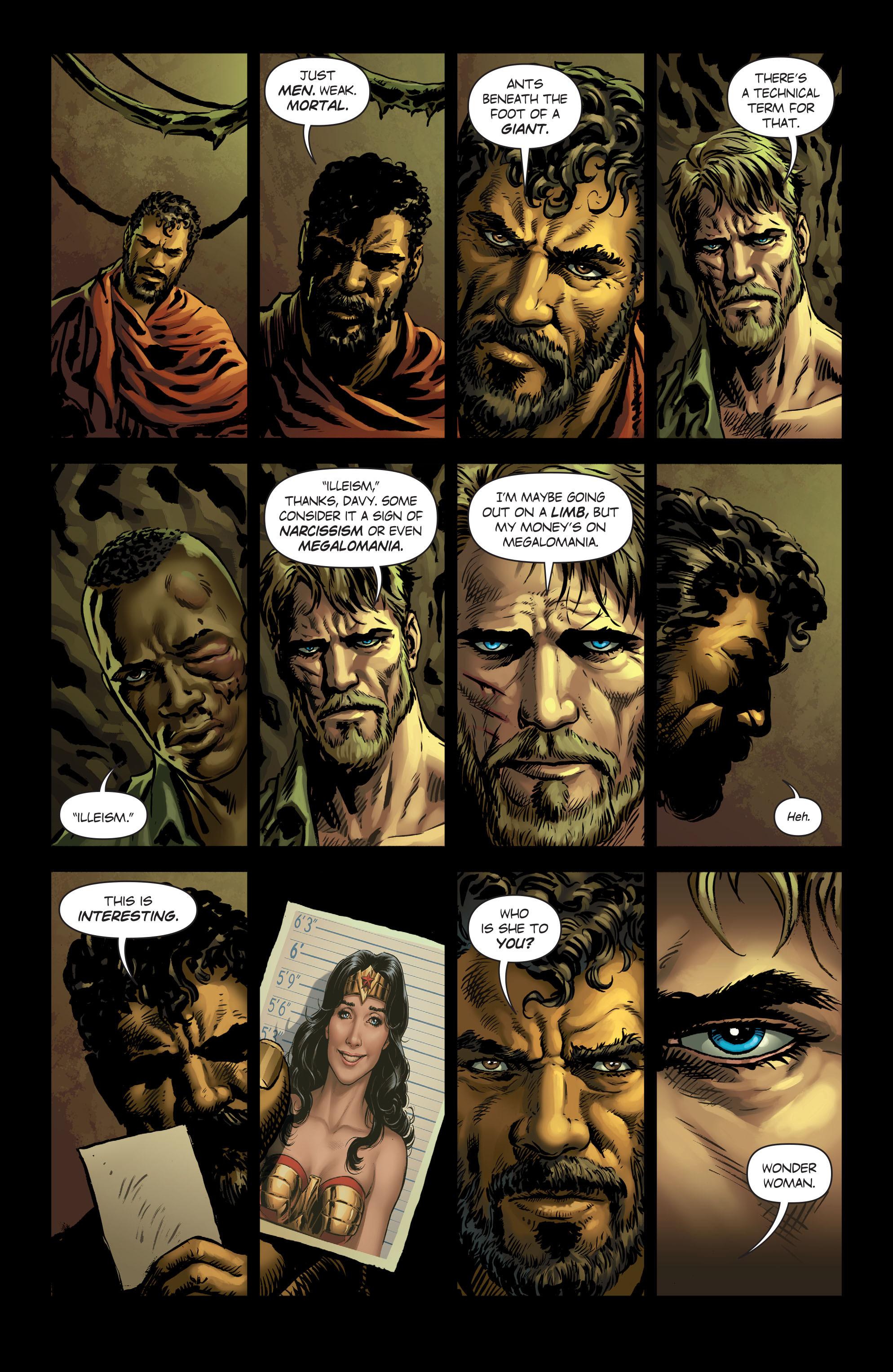 Read online Wonder Woman (2016) comic -  Issue #5 - 8
