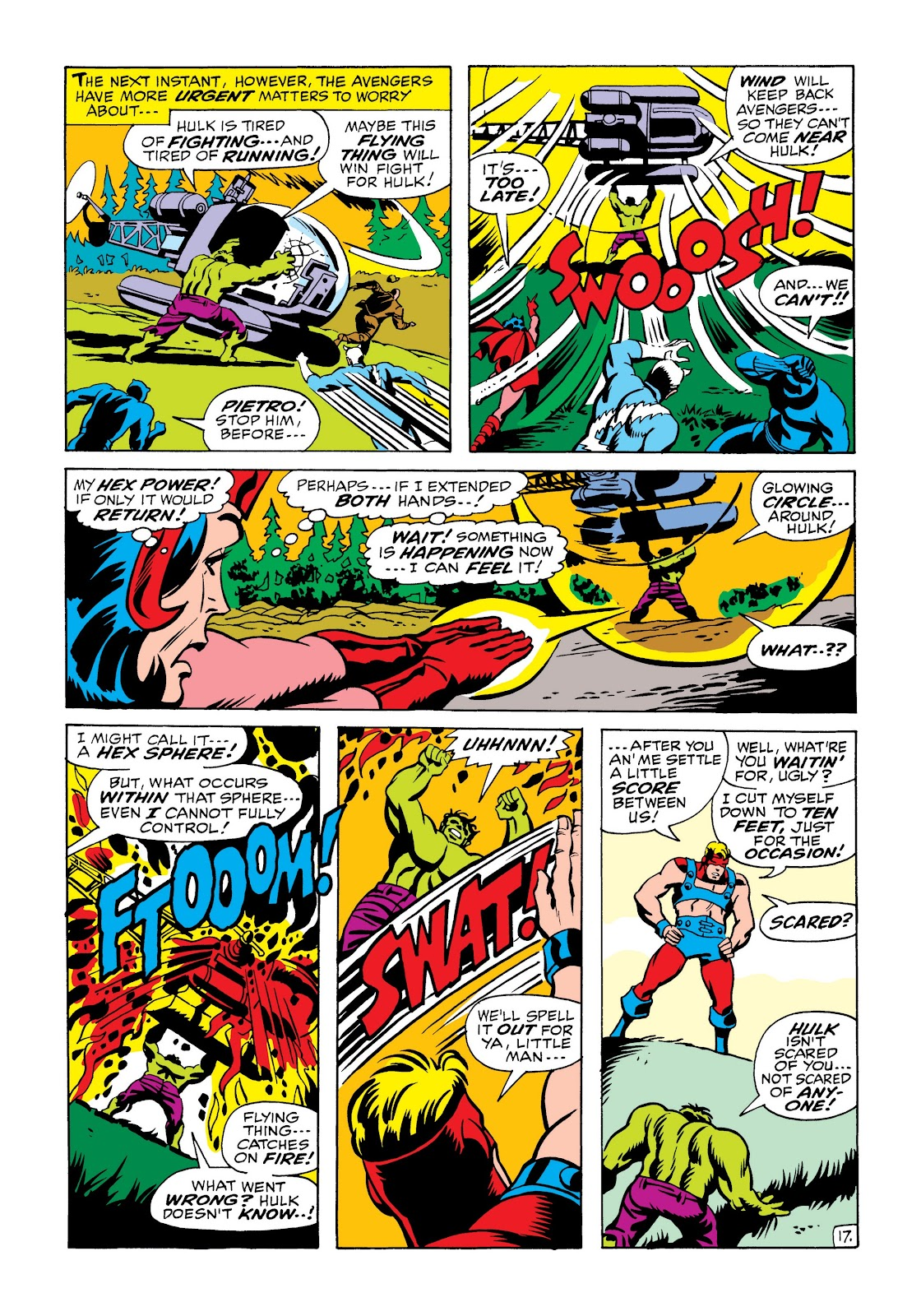 Read online Marvel Masterworks: The Incredible Hulk comic -  Issue # TPB 6 (Part 2) - 50