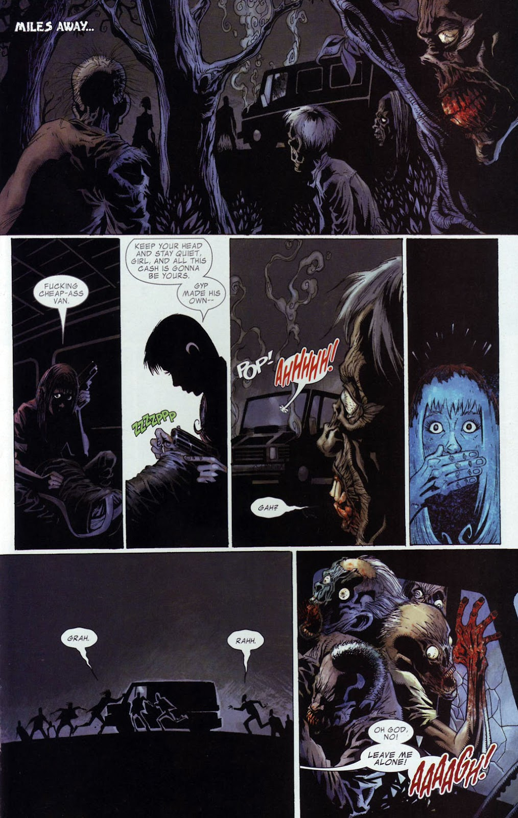 Read online Zombie (2006) comic -  Issue #4 - 20