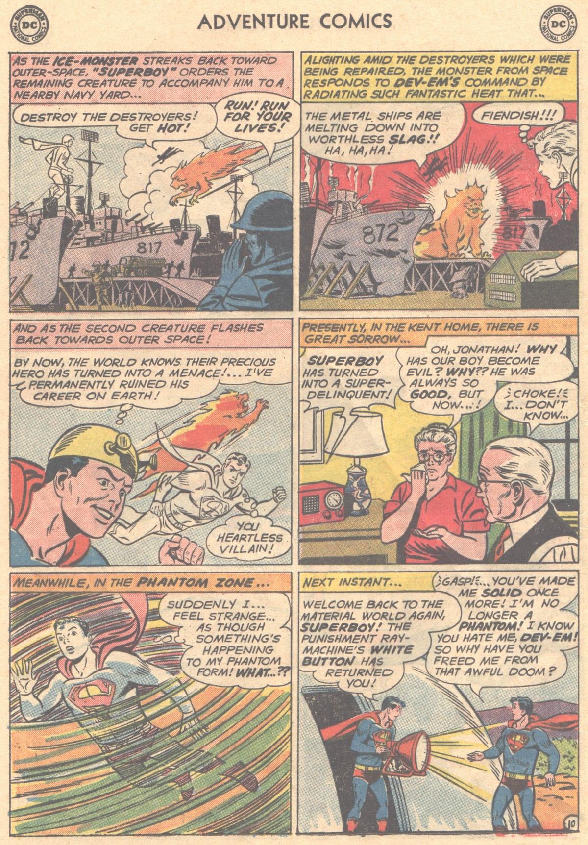 Read online Adventure Comics (1938) comic -  Issue #288 - 12