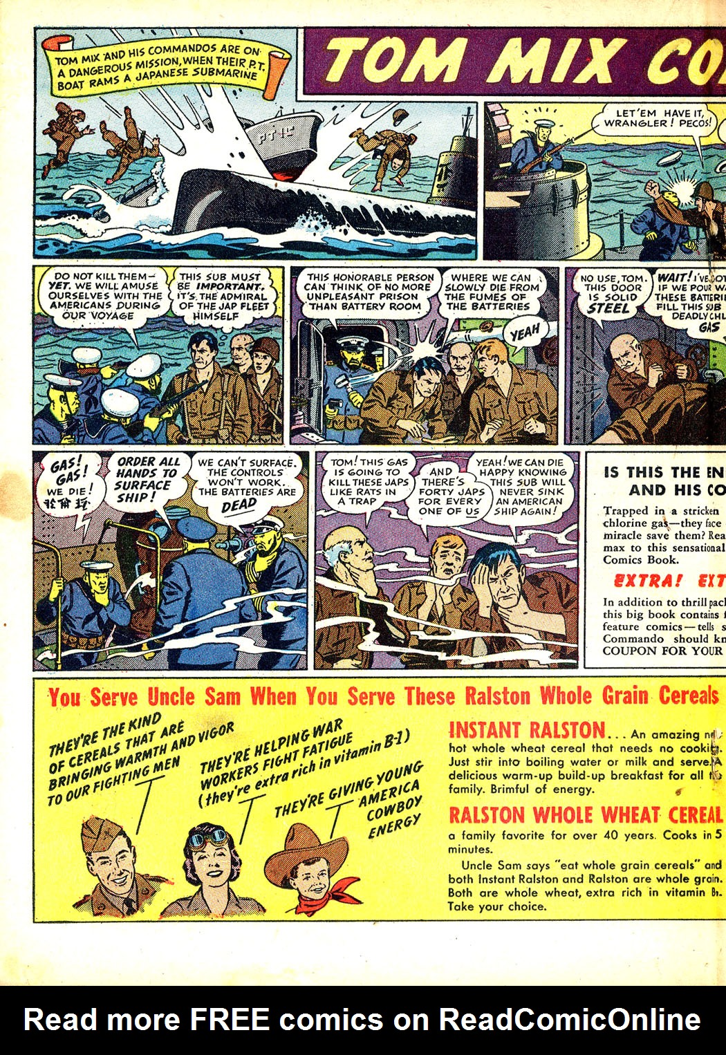 Read online Sensation (Mystery) Comics comic -  Issue #12 - 34