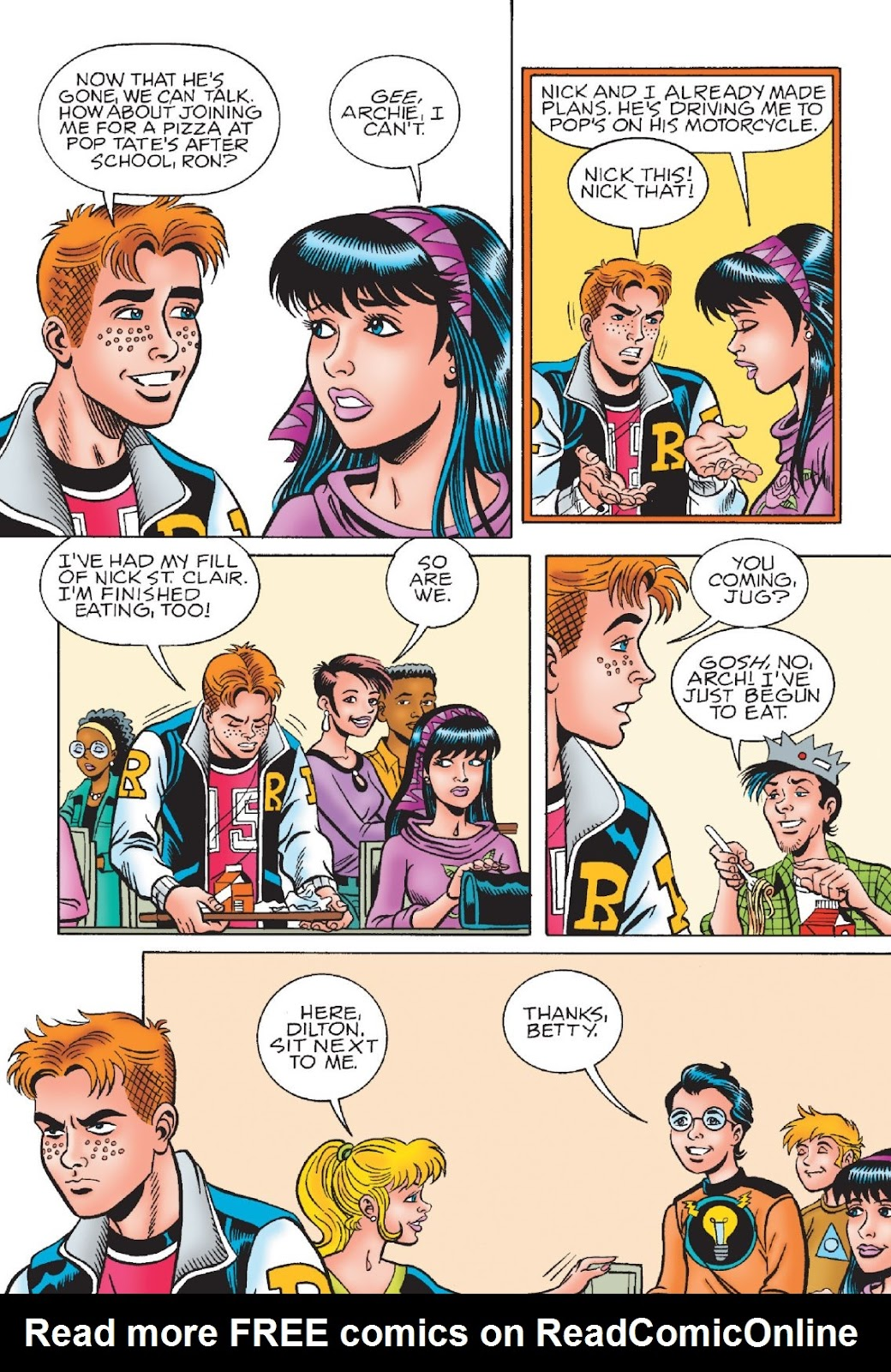 Read online Archie's New Look Series comic -  Issue #1 - 40