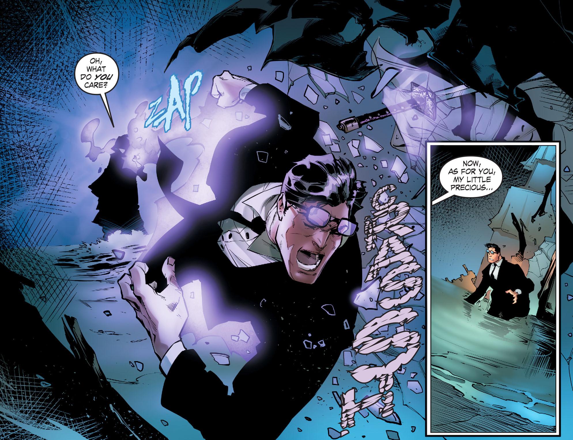Read online Smallville: Season 11 comic -  Issue #65 - 13