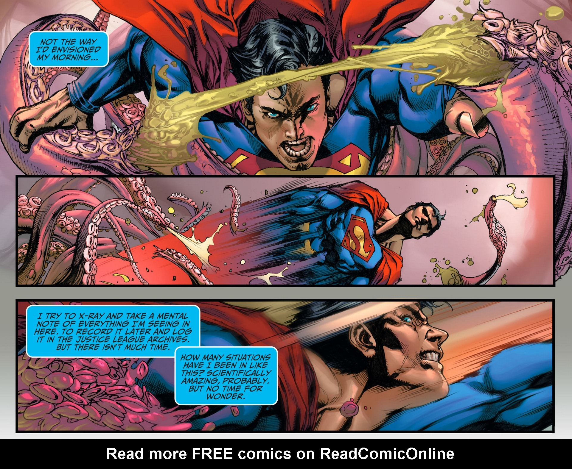 Read online Adventures of Superman [I] comic -  Issue #7 - 9