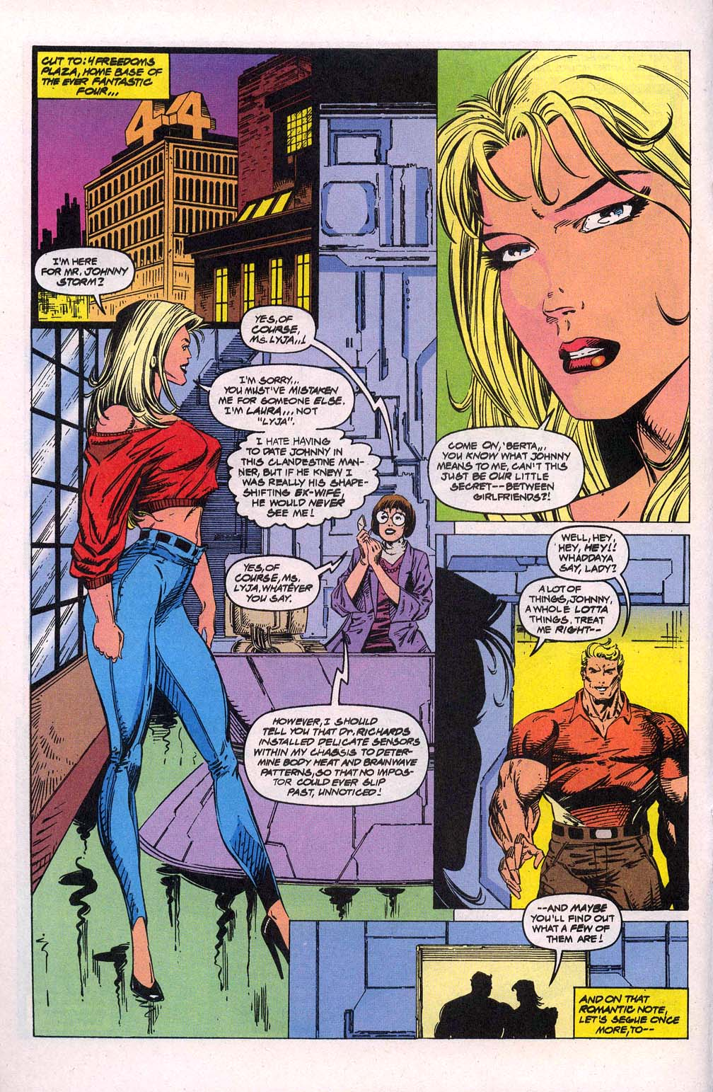 Avengers Unplugged issue 3 - Page 13