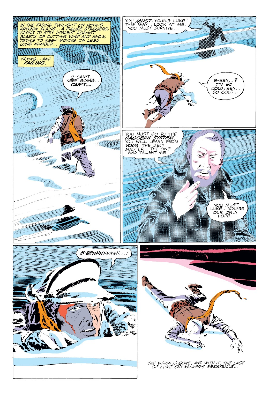 Read online Star Wars Legends: The Original Marvel Years - Epic Collection comic -  Issue # TPB 3 (Part 1) - 16