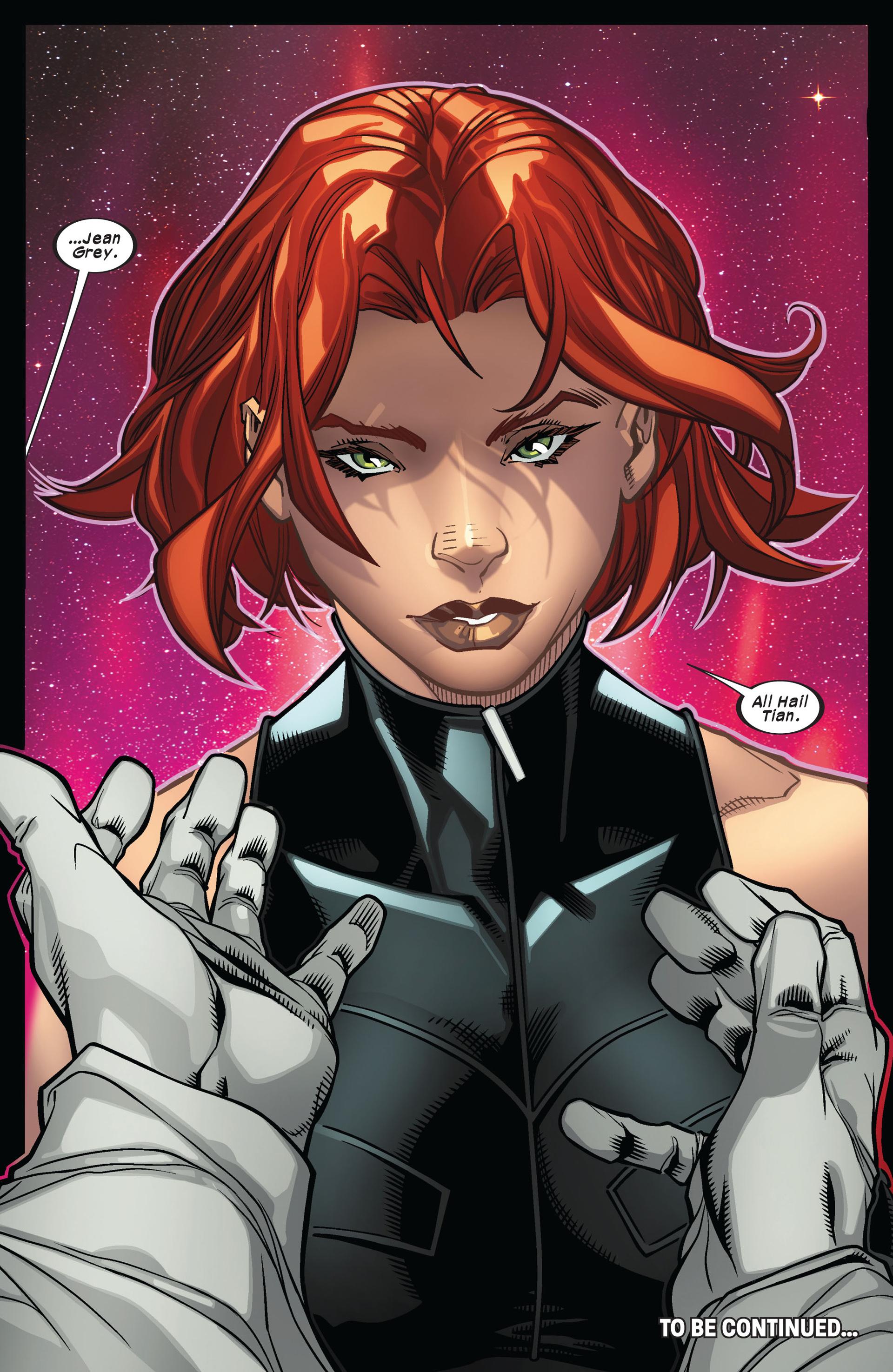 Read online Ultimate Comics X-Men comic -  Issue #8 - 21