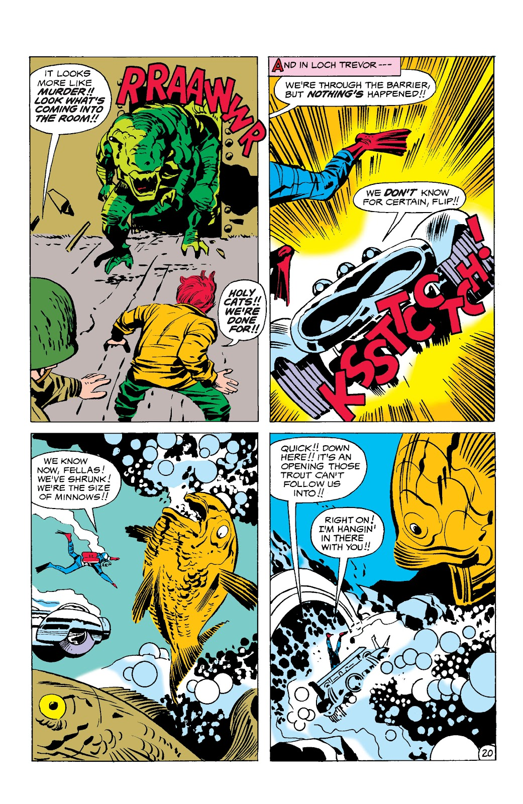 Read online Superman's Pal, Jimmy Olsen by Jack Kirby comic -  Issue # TPB (Part 3) - 82