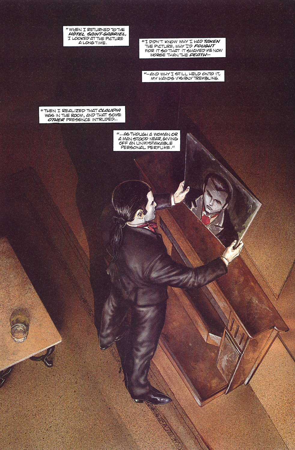 Read online Anne Rice's Interview with the Vampire comic -  Issue #9 - 18