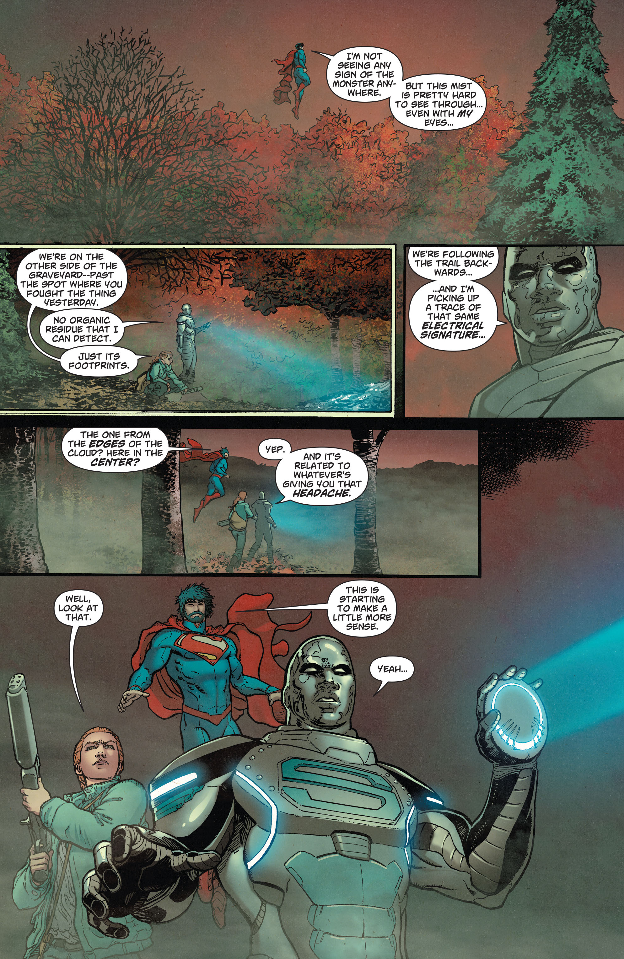 Read online Action Comics (2011) comic -  Issue #37 - 13