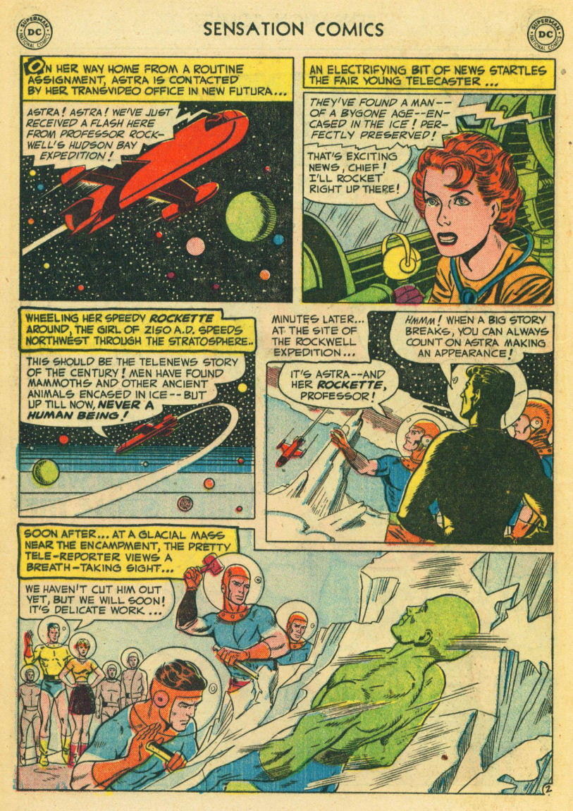 Read online Sensation (Mystery) Comics comic -  Issue #104 - 28
