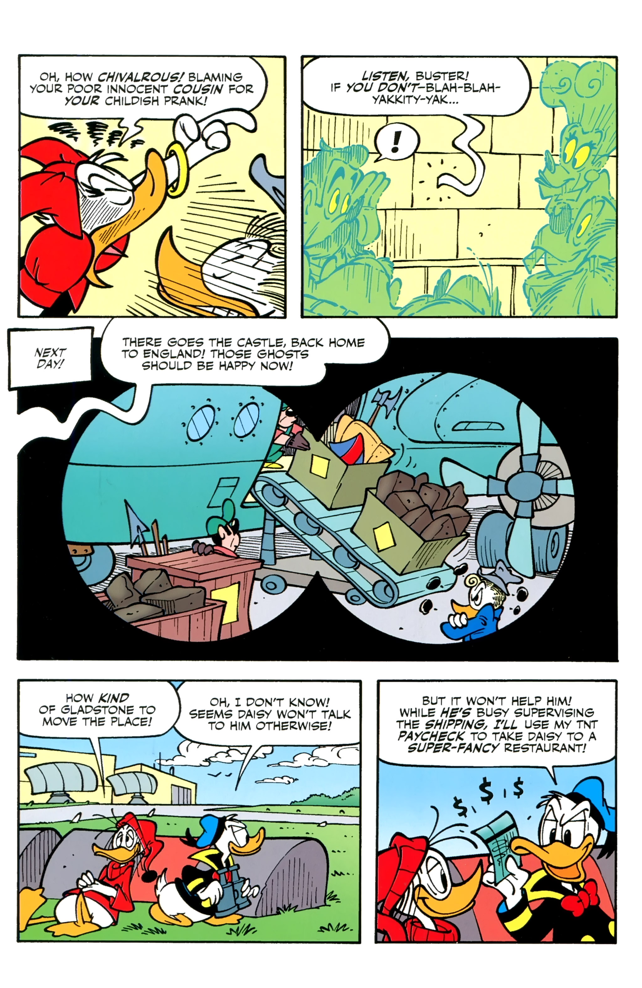 Read online Donald Duck (2015) comic -  Issue #13 - 30