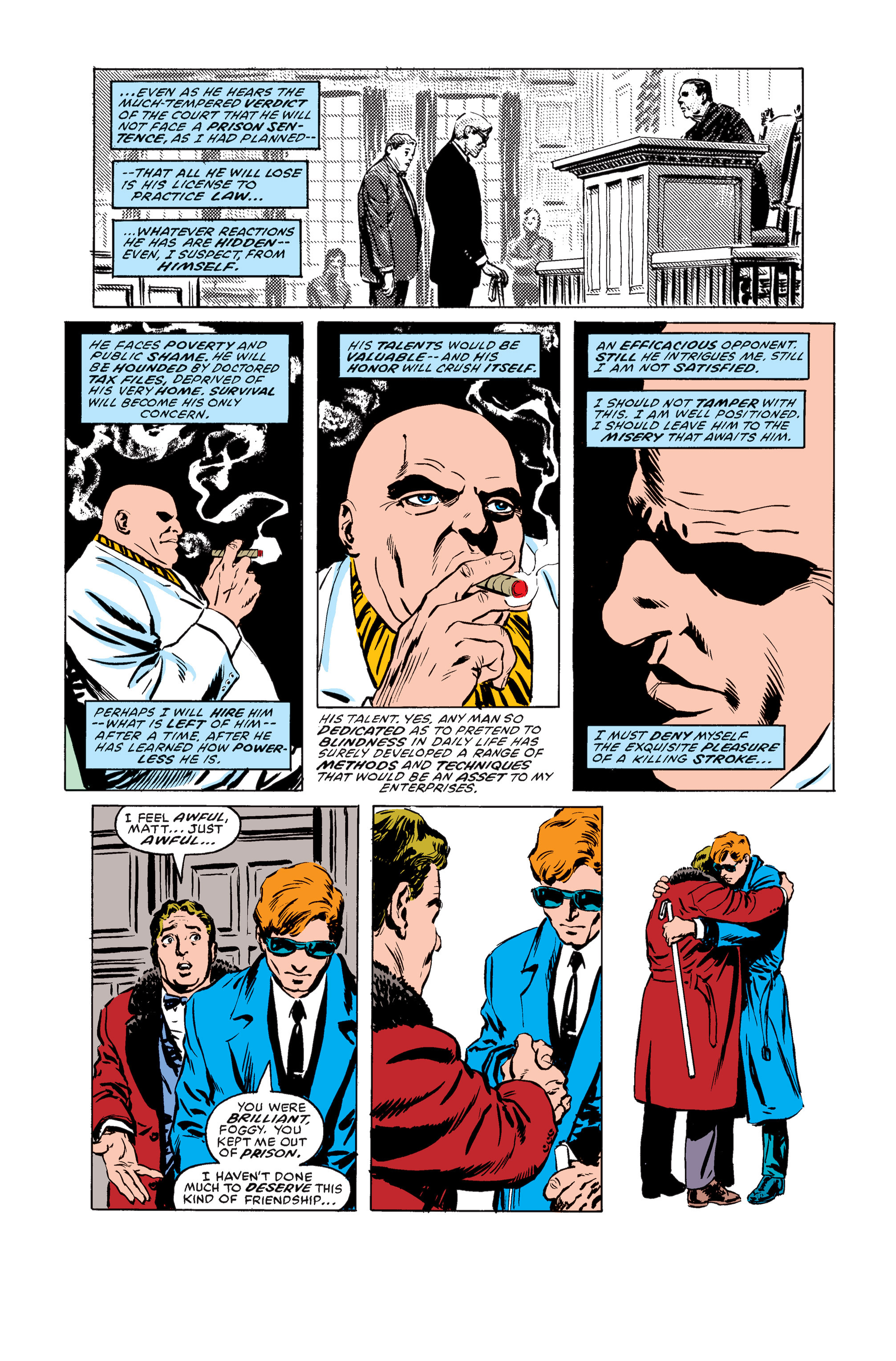 Read online Daredevil: Born Again comic -  Issue # Full - 48