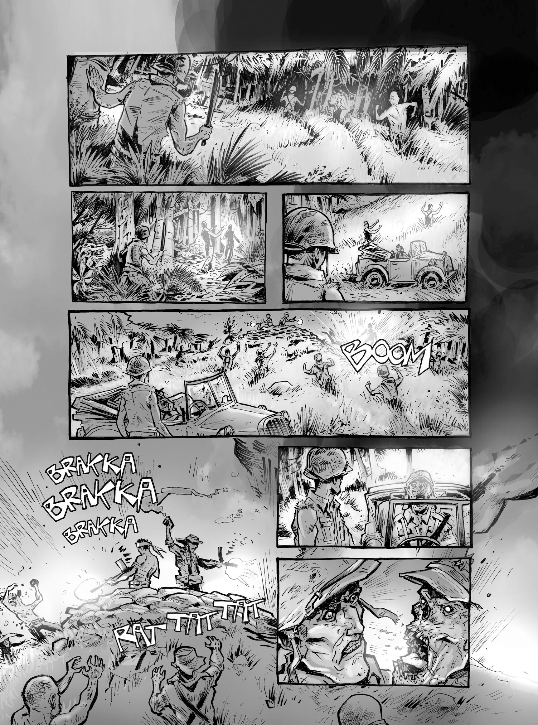 Read online FUBAR comic -  Issue #2 - 19