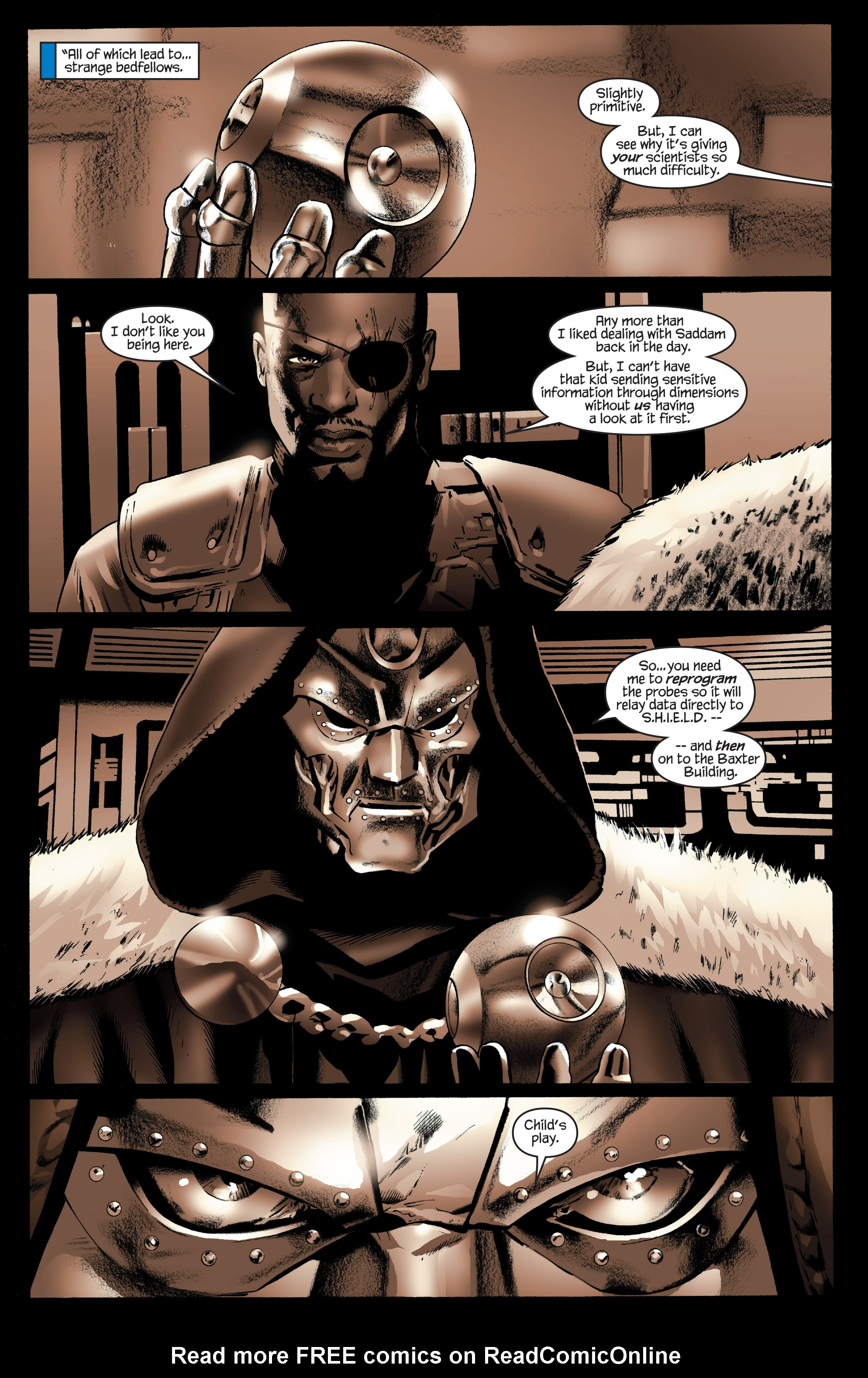 Read online Ultimate Power comic -  Issue #7 - 6