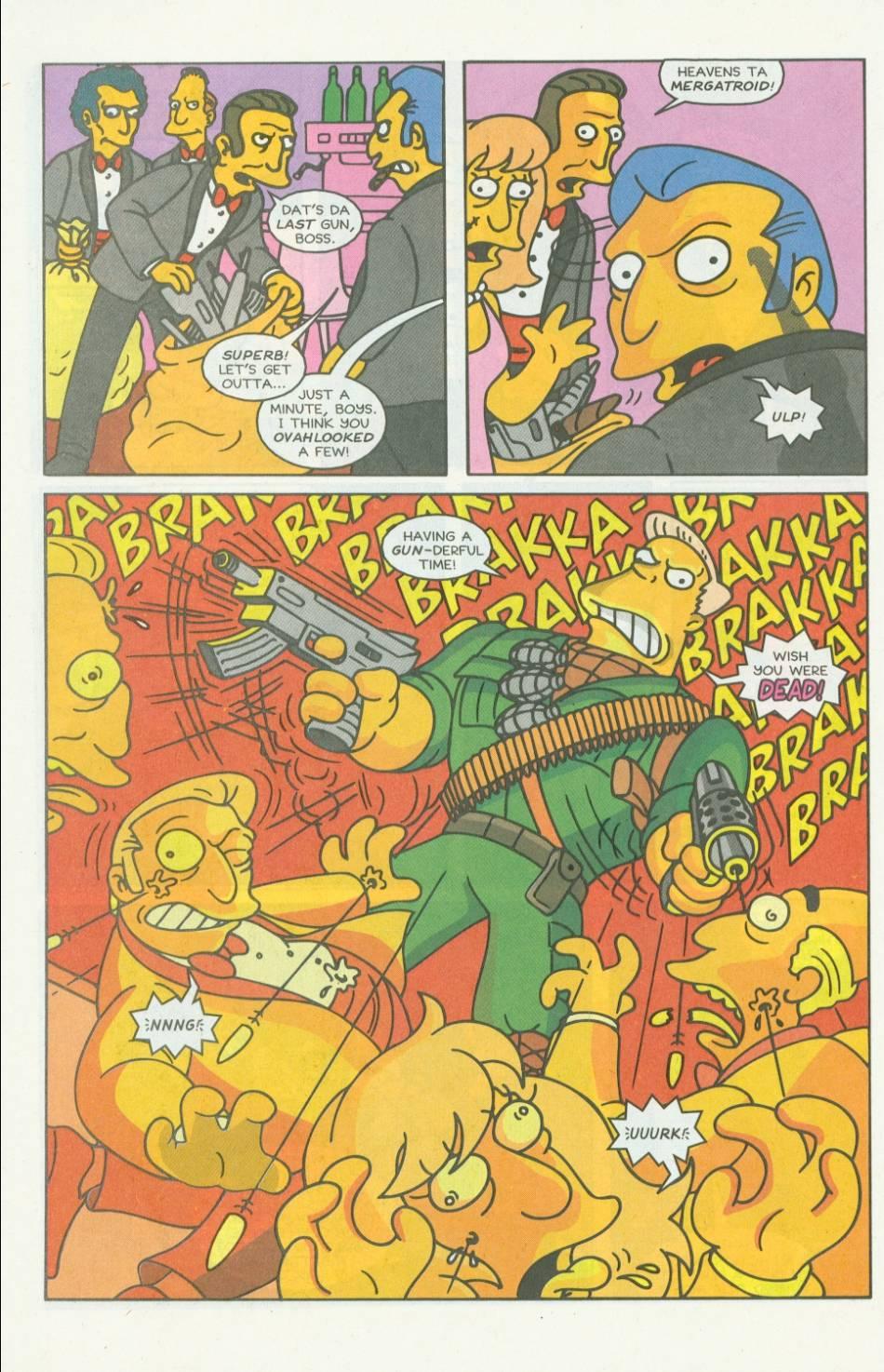 Read online Simpsons Comics comic -  Issue #7 - 30
