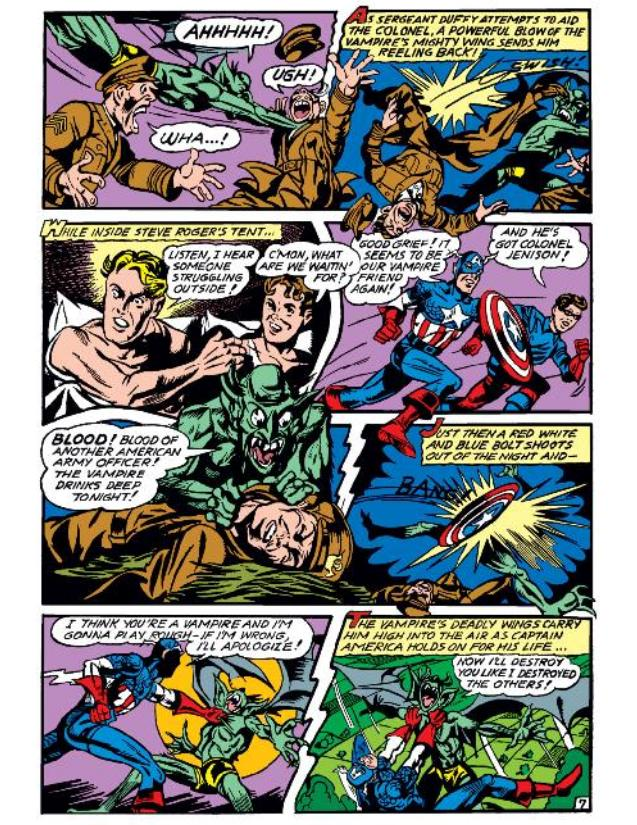 Read online All-Winners Comics comic -  Issue #5 - 24