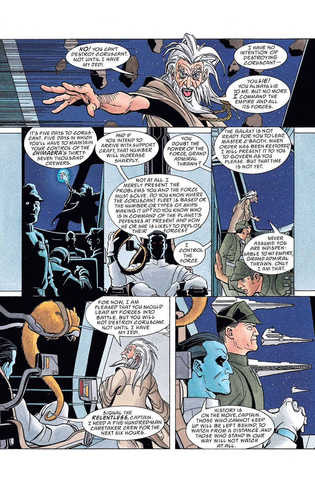 Read online Star Wars Legends: The New Republic - Epic Collection comic -  Issue # TPB 4 (Part 4) - 53
