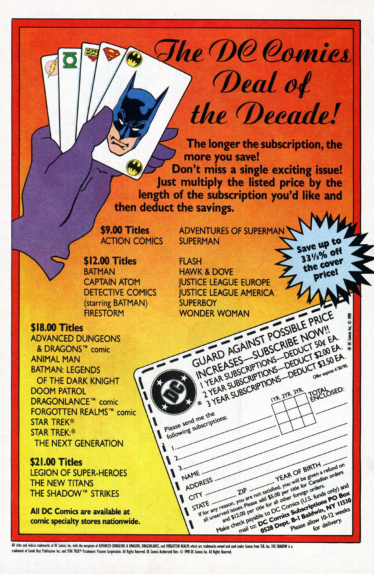 Read online Advanced Dungeons & Dragons comic -  Issue #16 - 25