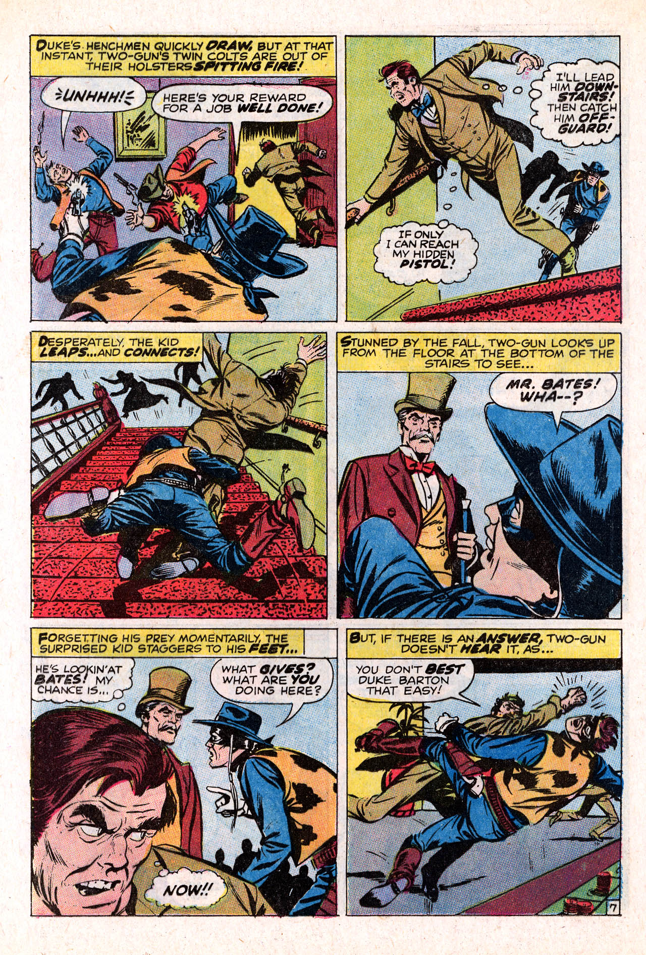 Read online Two-Gun Kid comic -  Issue #98 - 24