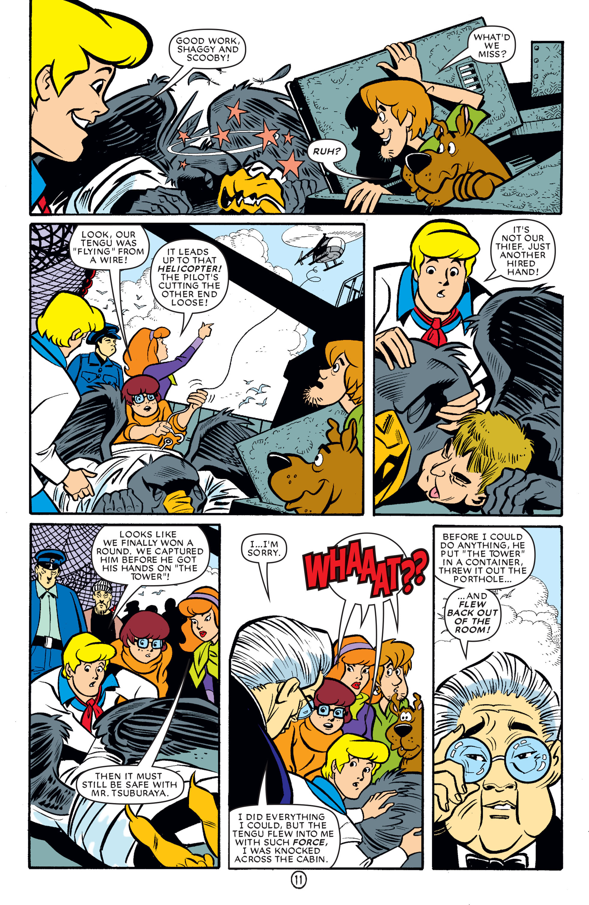 Read online Scooby-Doo (1997) comic -  Issue #64 - 22