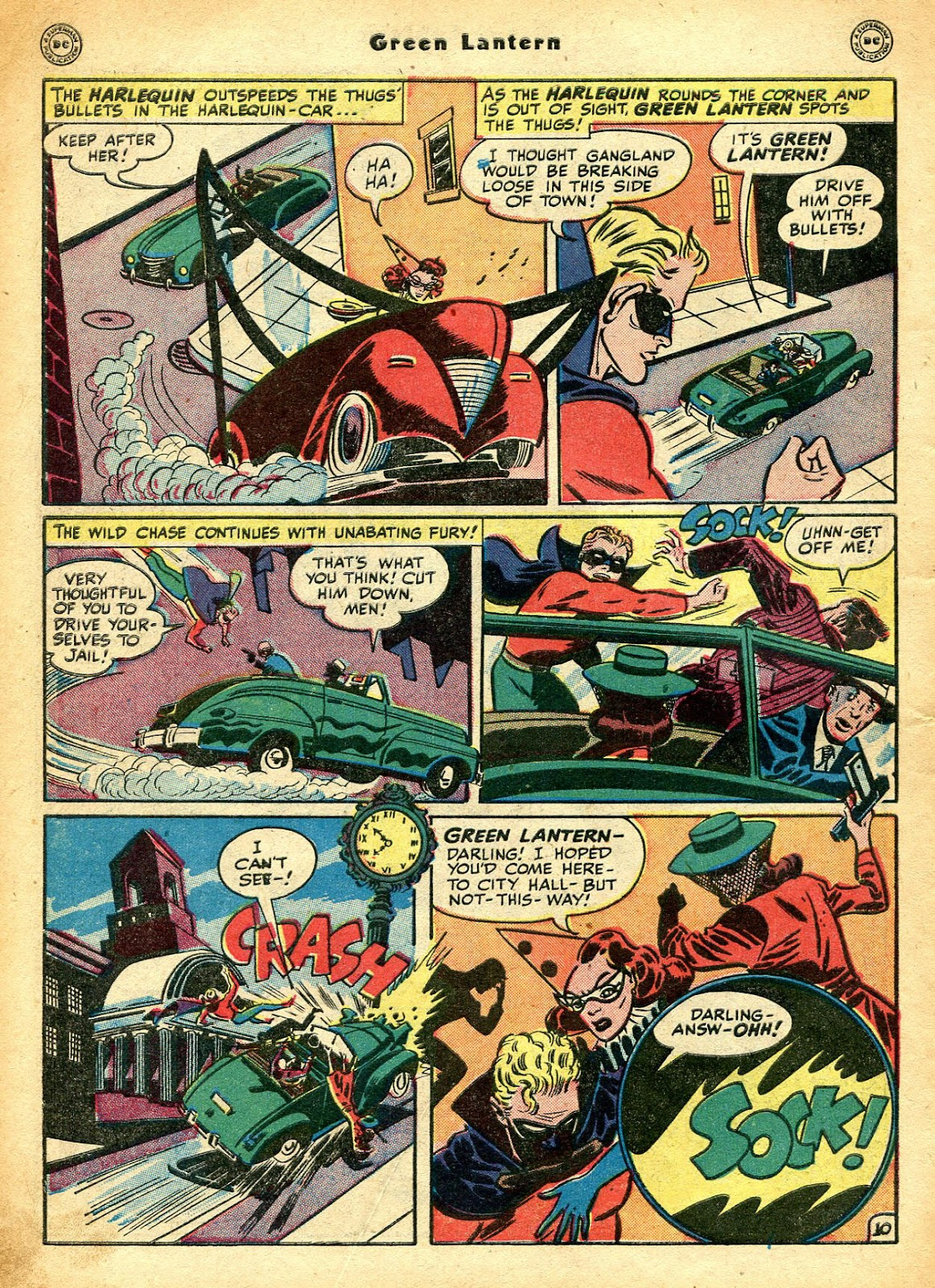 Green Lantern (1941) Issue #33 #33 - English 45