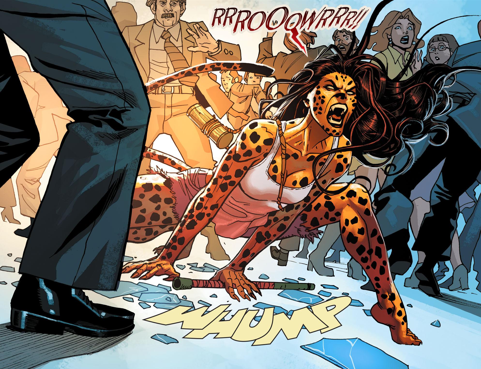 Read online Wonder Woman '77 [I] comic -  Issue #8 - 10