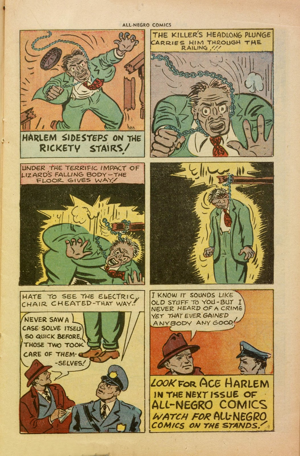 All-Negro Comics issue Full - Page 17