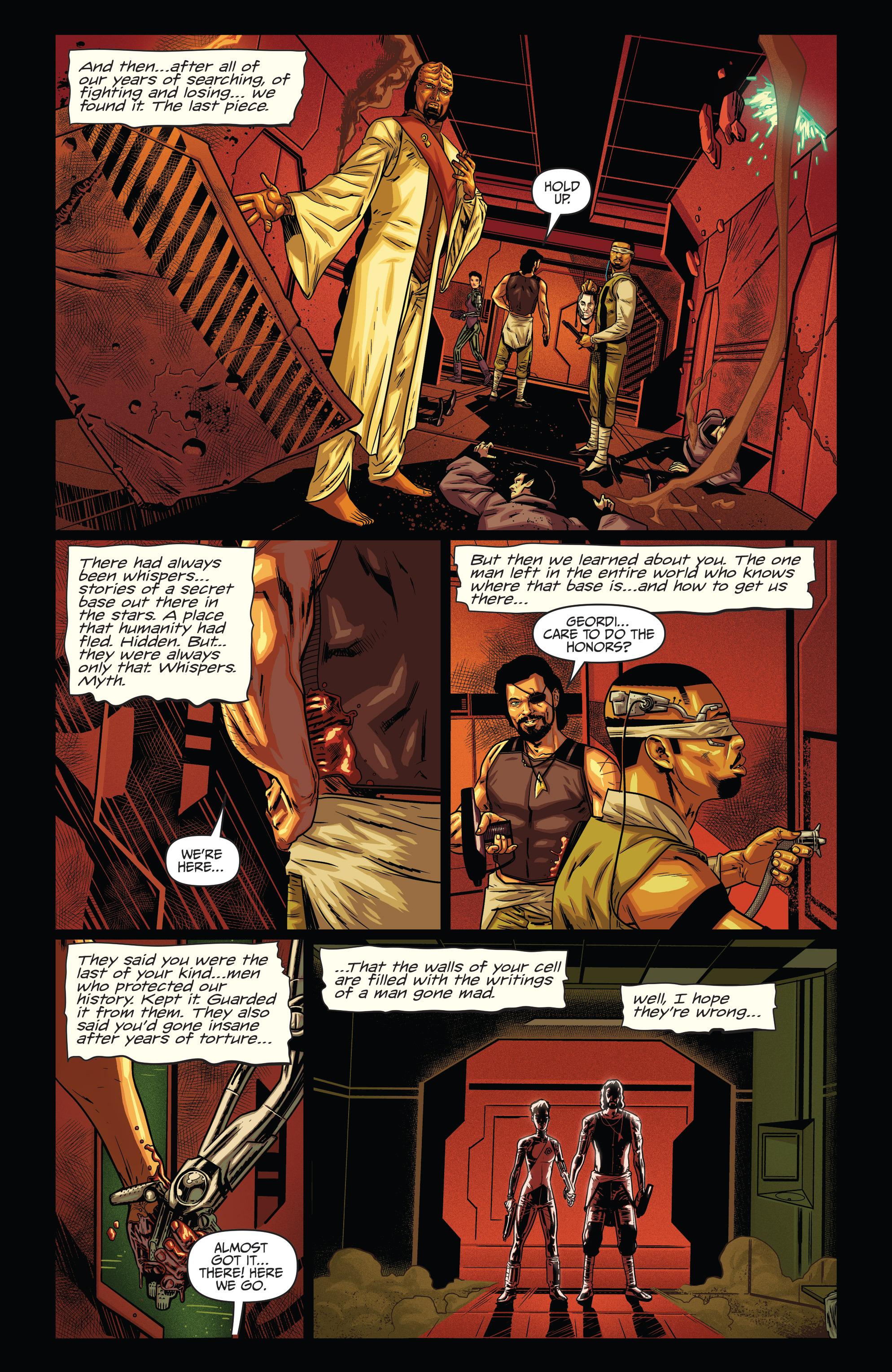 Read online Star Trek: Deviations comic -  Issue # Full - 14