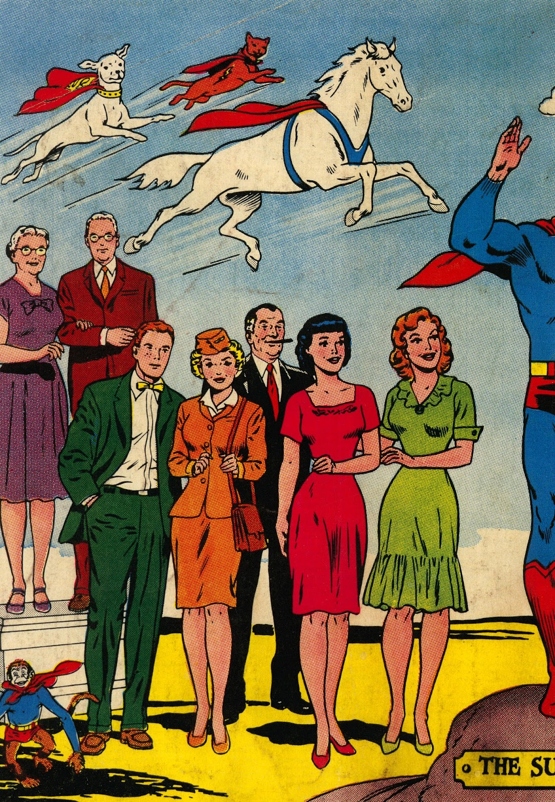 Read online 75 Years Of DC Comics comic -  Issue # TPB (Part 3) - 83