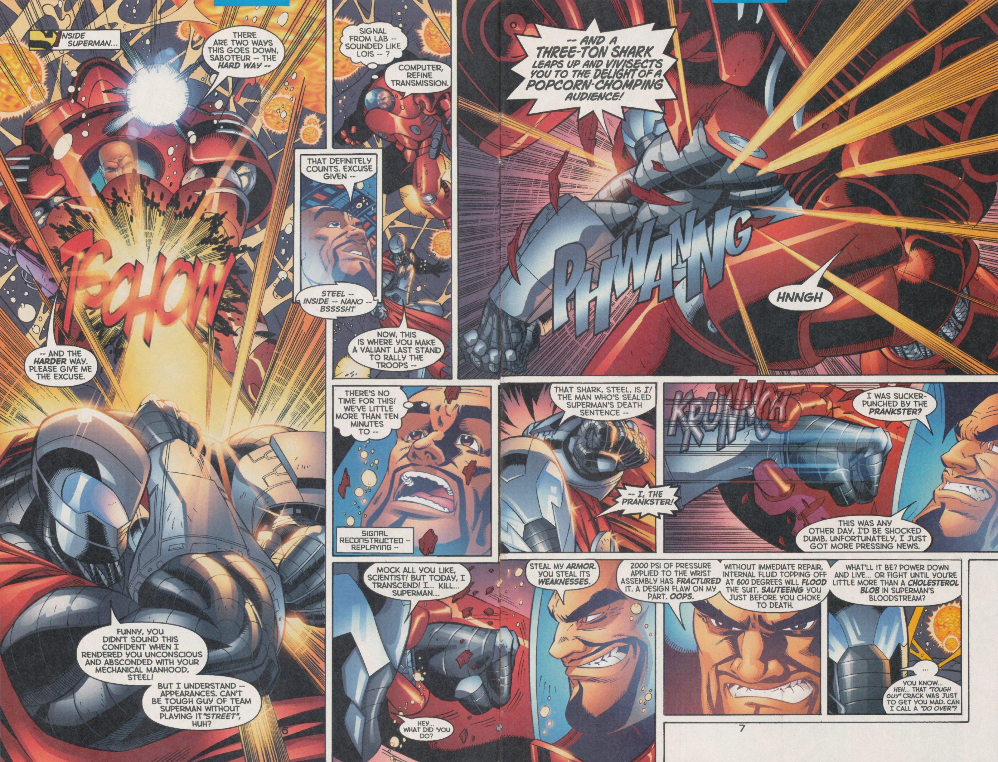 Action Comics (1938) 767 Page 8