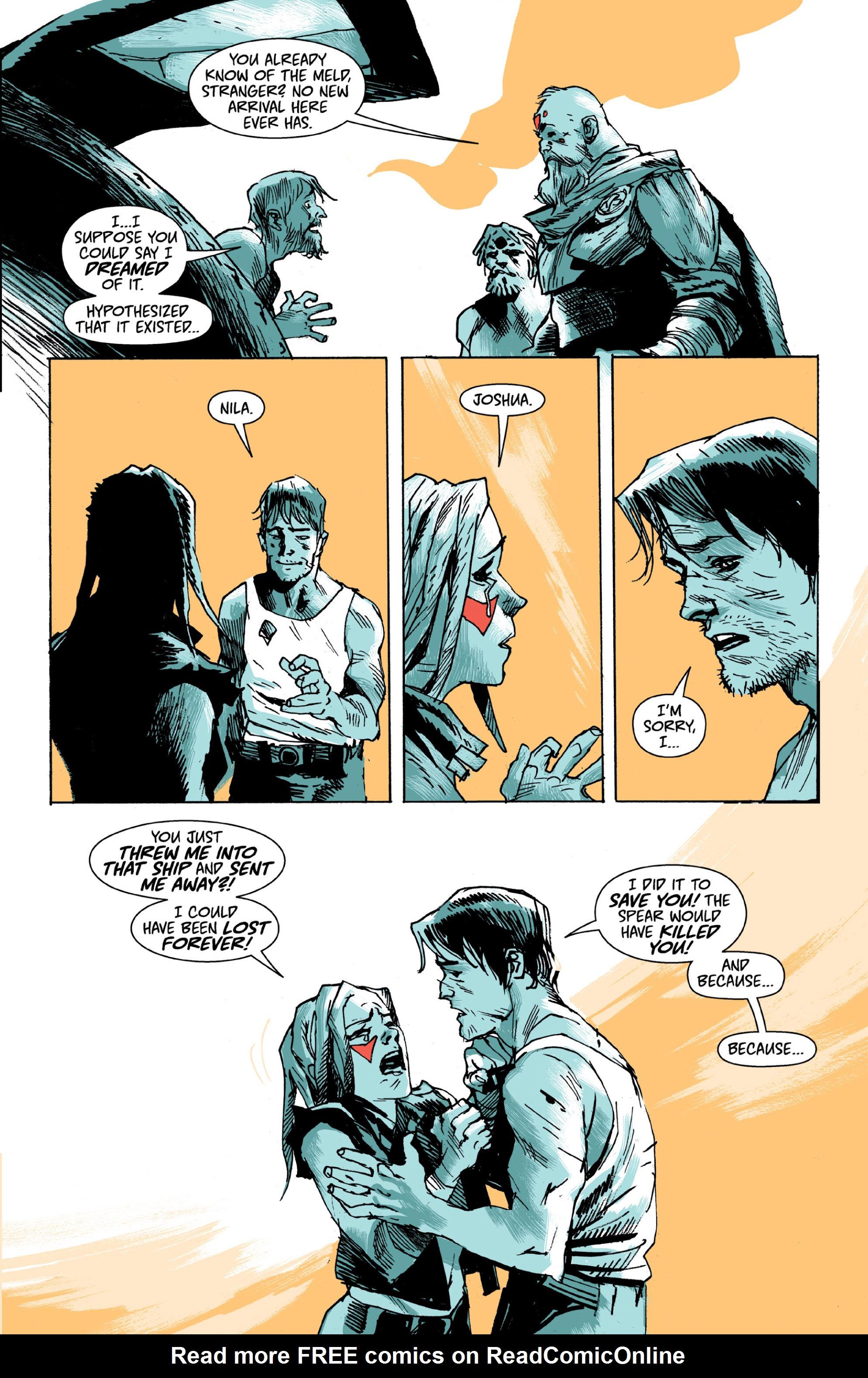 Read online Ei8ht comic -  Issue # TPB - 117