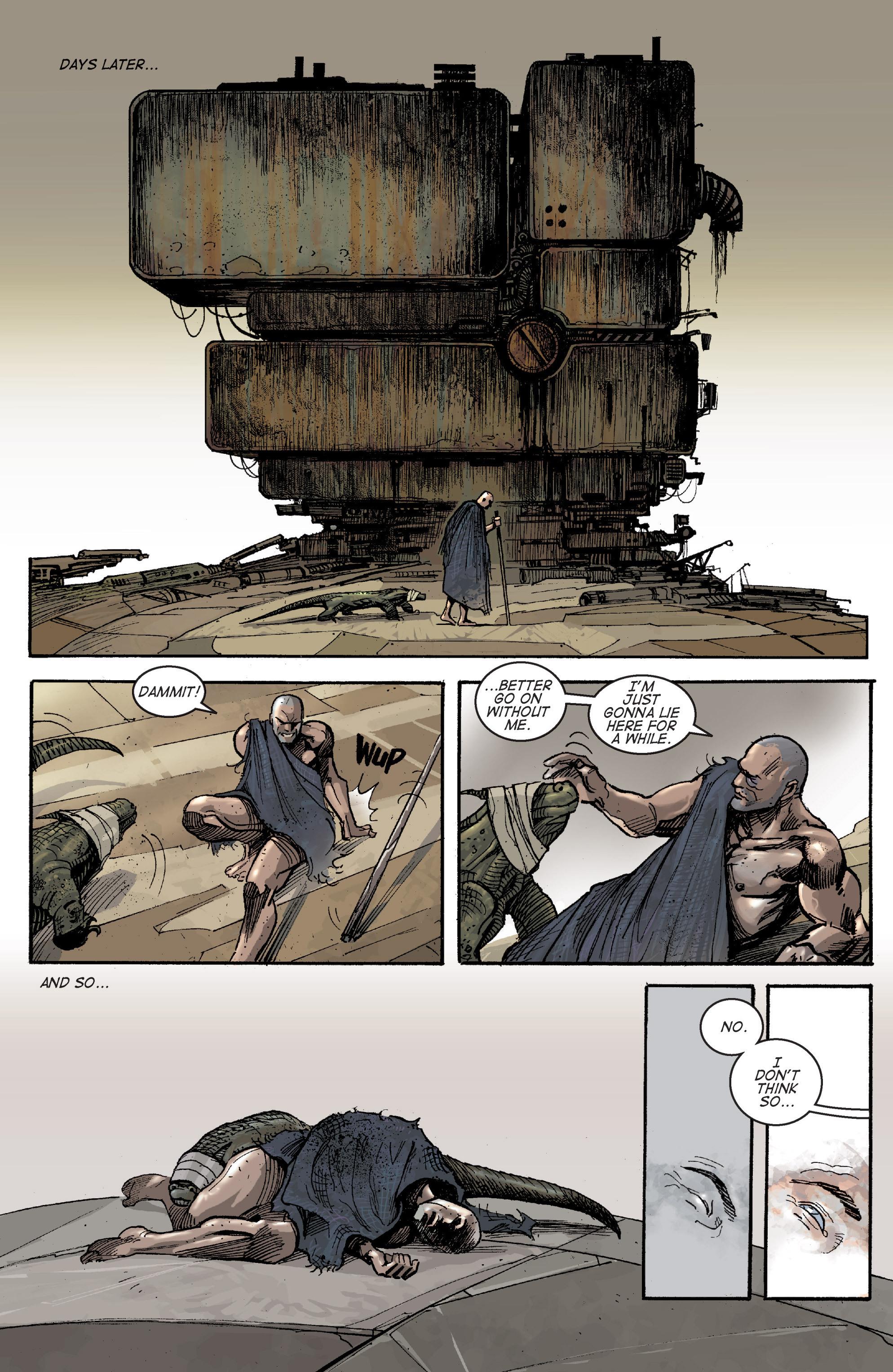 Read online Planetoid comic -  Issue # TPB - 134