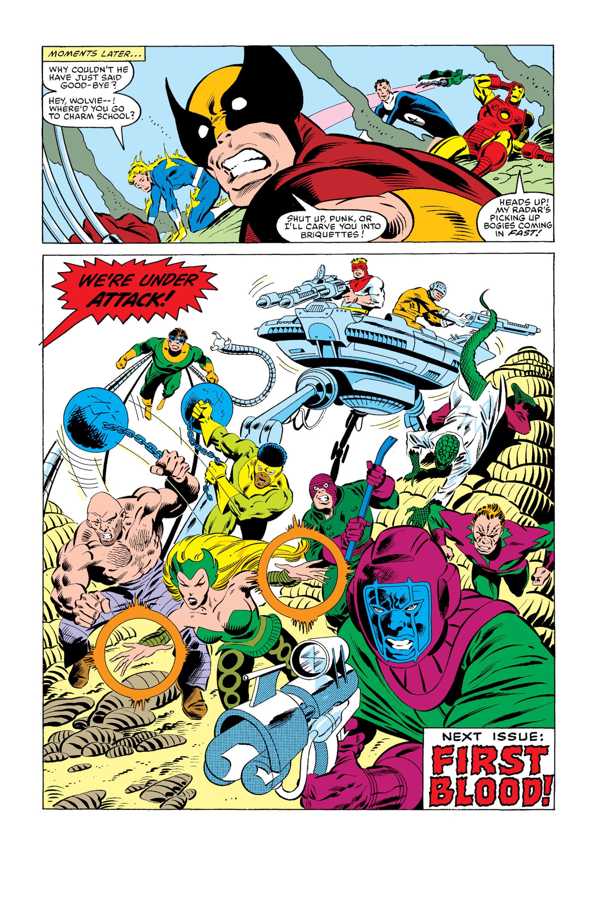 Read online Secret Wars (1985) comic -  Issue #1 - 23