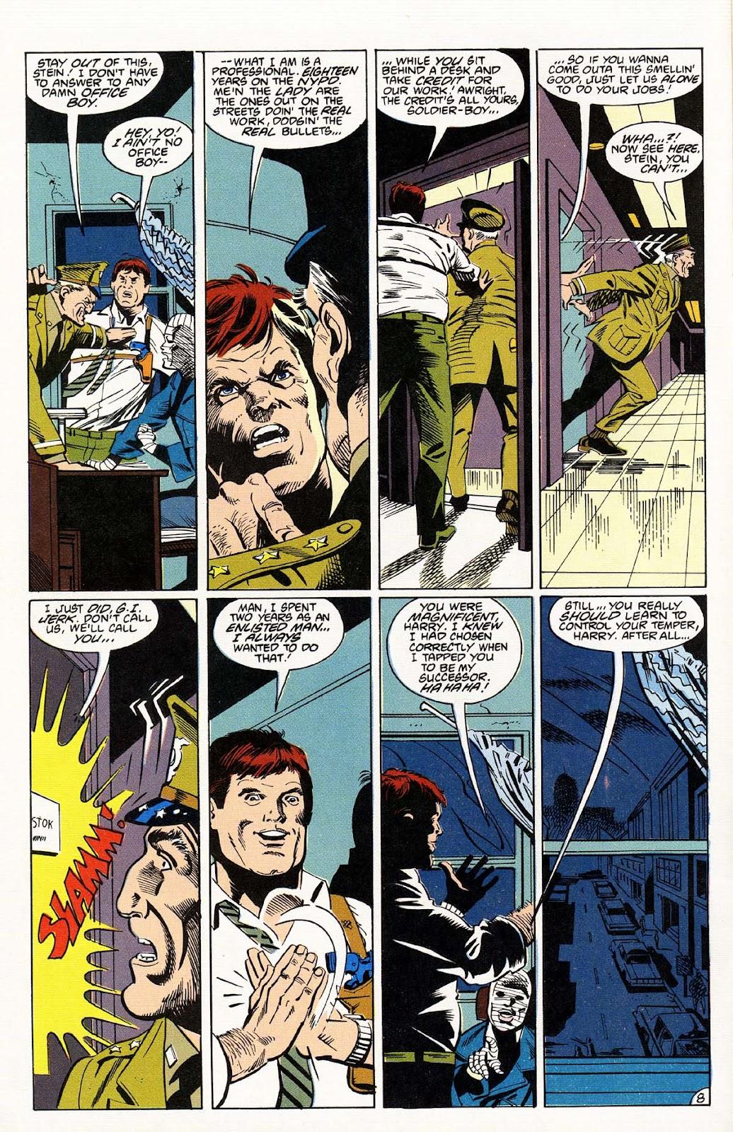 Vigilante (1983) issue 43 - Page 10