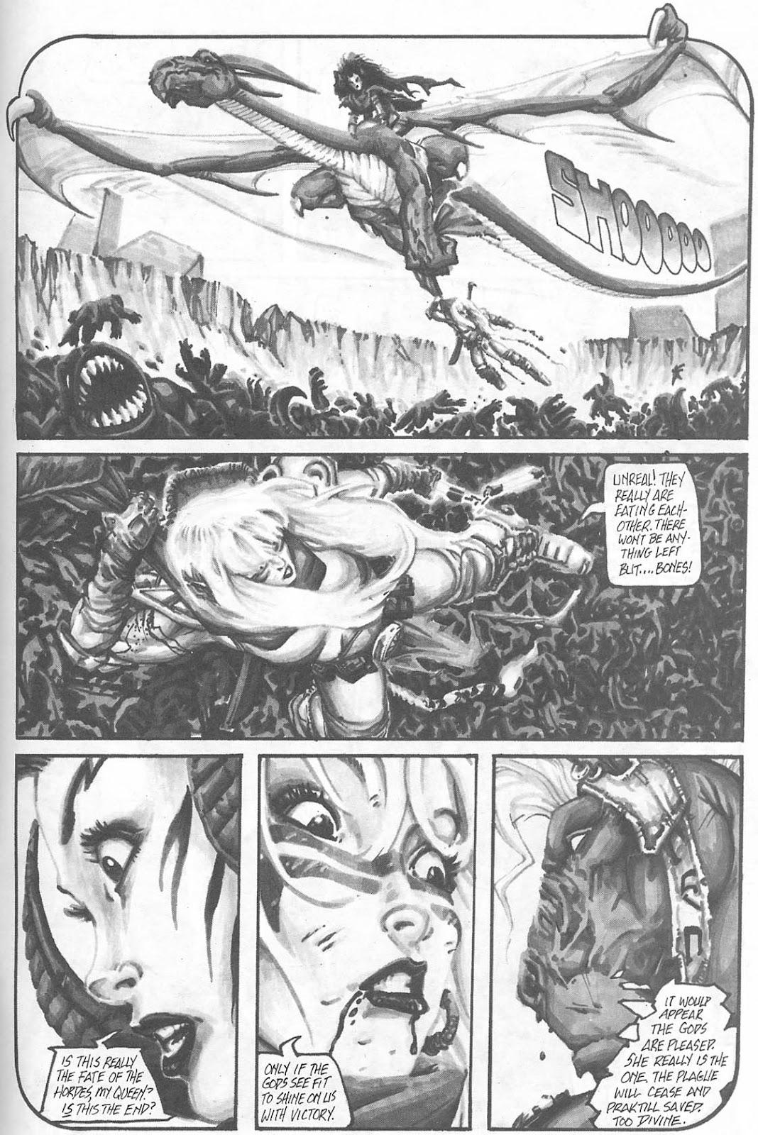 Read online Animal Mystic comic -  Issue #4 - 53