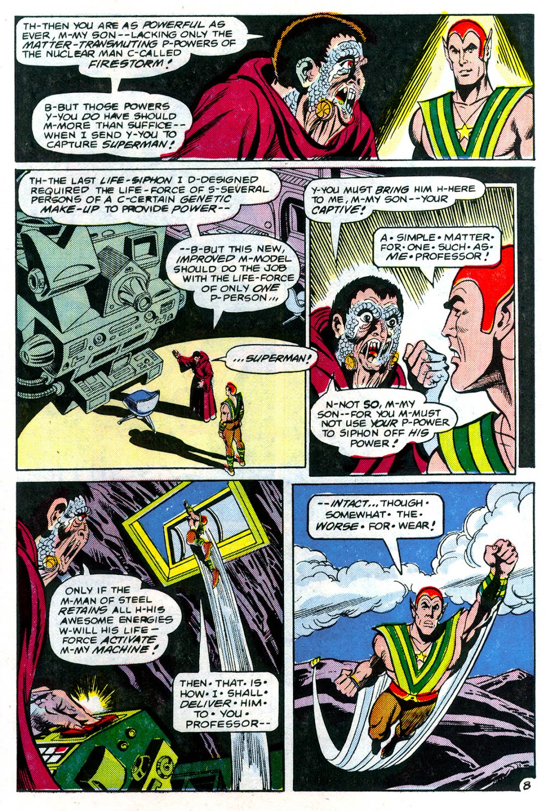 Read online Superman Special (1983) comic -  Issue #3 - 9