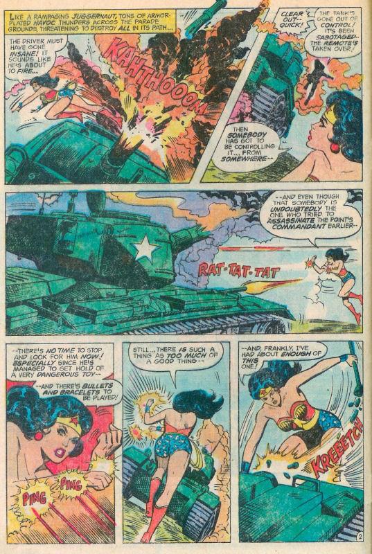 Read online Wonder Woman (1942) comic -  Issue #258 - 3
