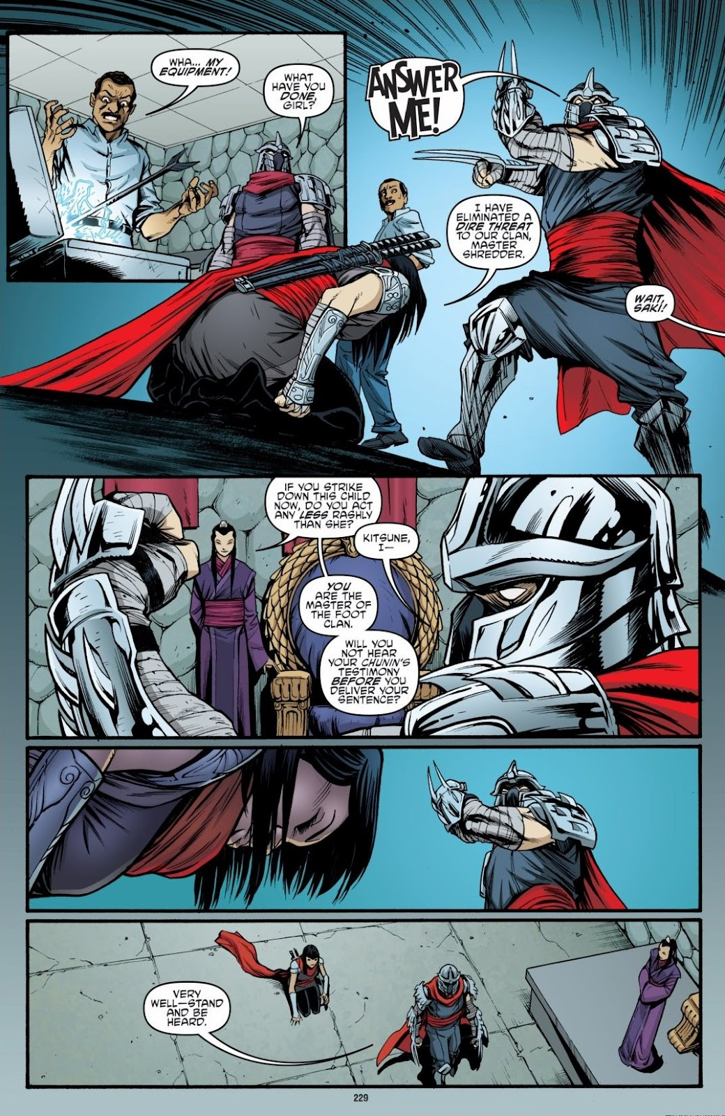 Read online Teenage Mutant Ninja Turtles: The IDW Collection comic -  Issue # TPB 6 (Part 3) - 24