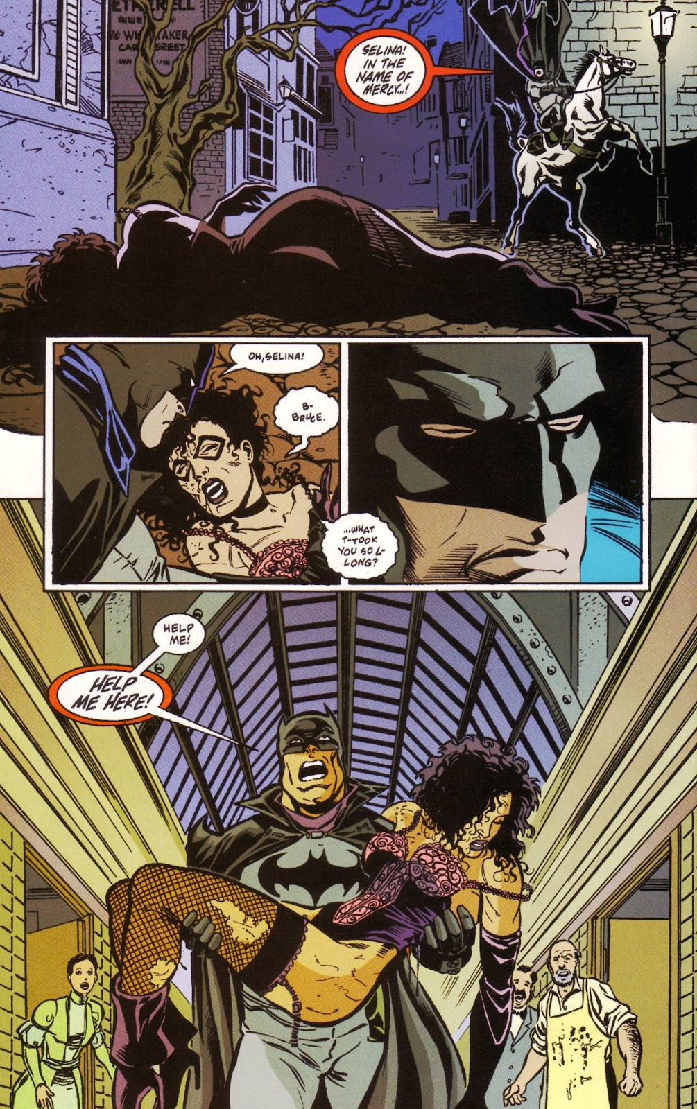 Batman: Two Faces issue Full - Page 39